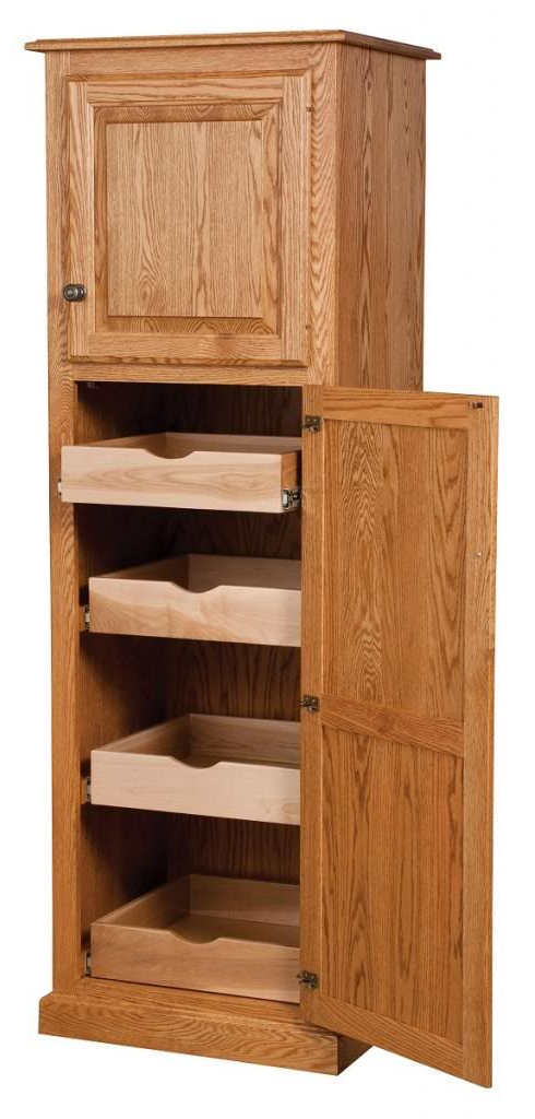 Recent Ferryhill Kitchen Pantry With Regard To Details About Amish Country Traditional Kitchen Pantry (View 11 of 20)