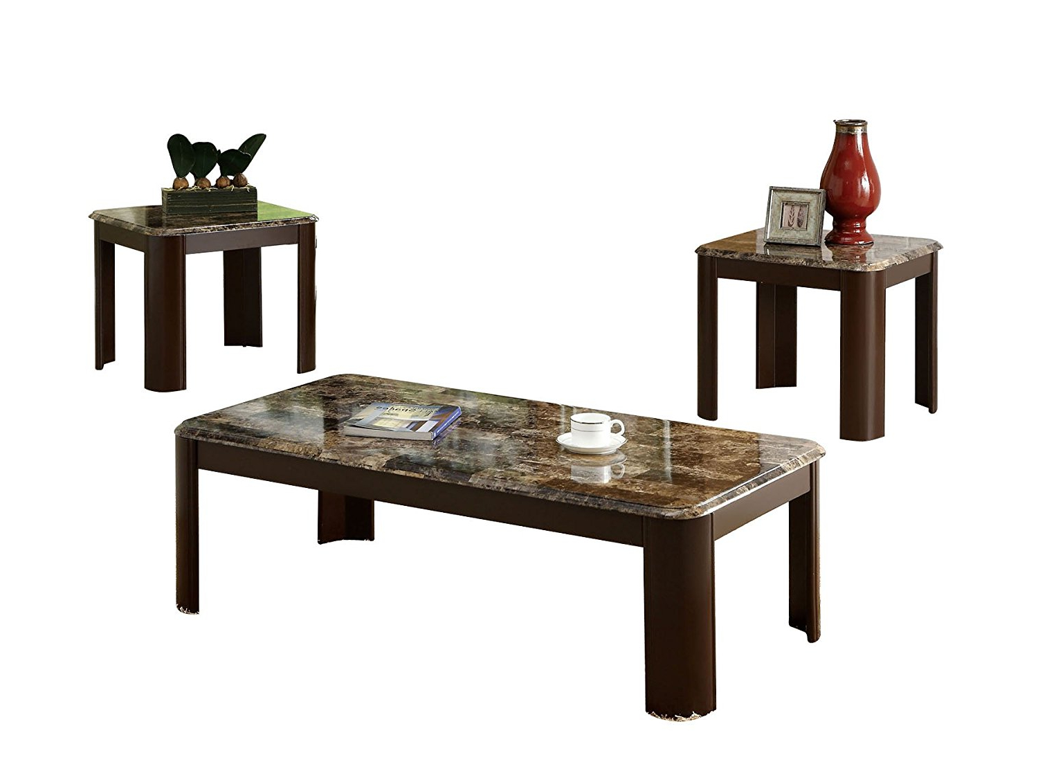 Recent Furniture Of America Crescent Dark Cherry Glass Top Oval Coffee Tables With Regard To Cheap Dark Cherry Coffee Table Set, Find Dark Cherry Coffee (View 12 of 20)