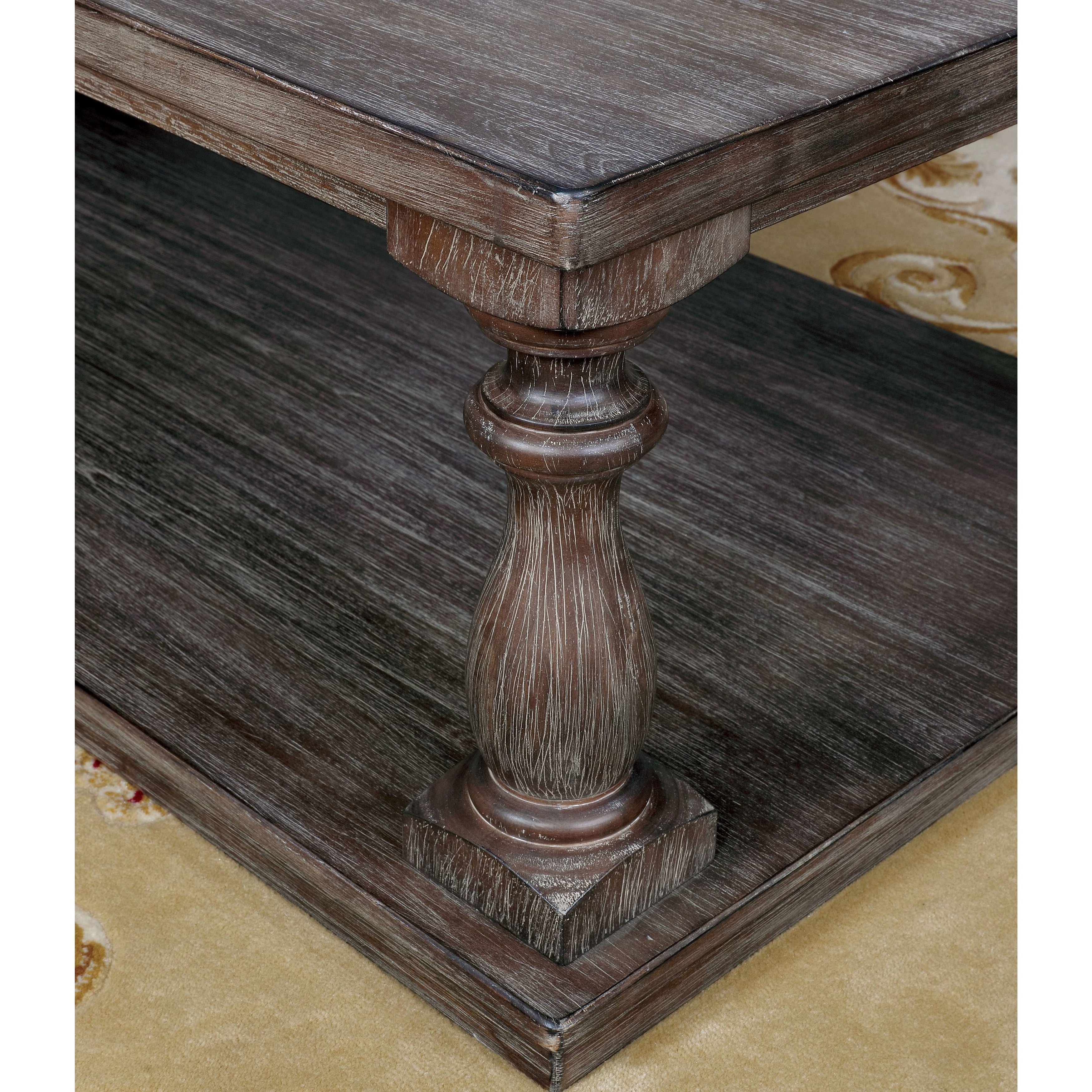 Recent Jessa Rustic Country 54 Inch Coffee Tables Pertaining To Jessa Rustic Country 54 Inch Coffee Tablefoa (View 8 of 20)