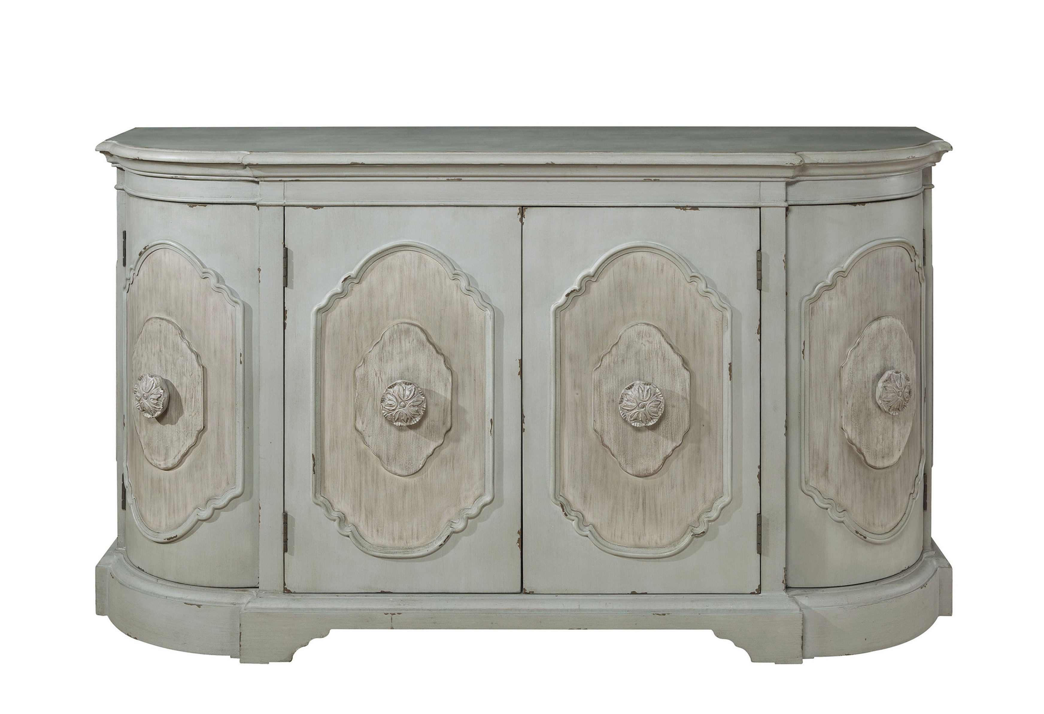 Refrigerated Wine Credenza | Wayfair Intended For Caines Credenzas (View 15 of 20)