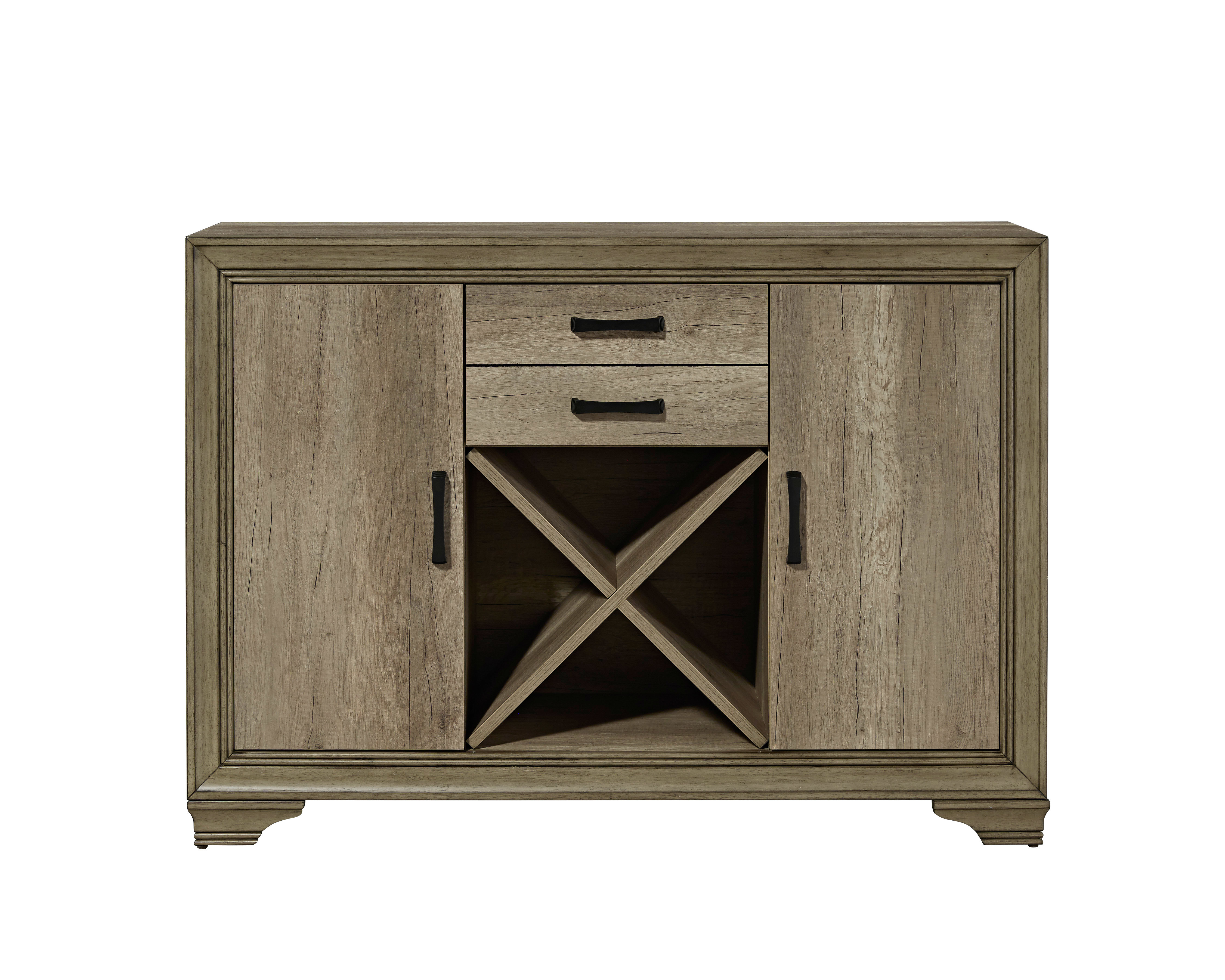 Refrigerated Wine Credenza | Wayfair Throughout Caines Credenzas (View 8 of 20)