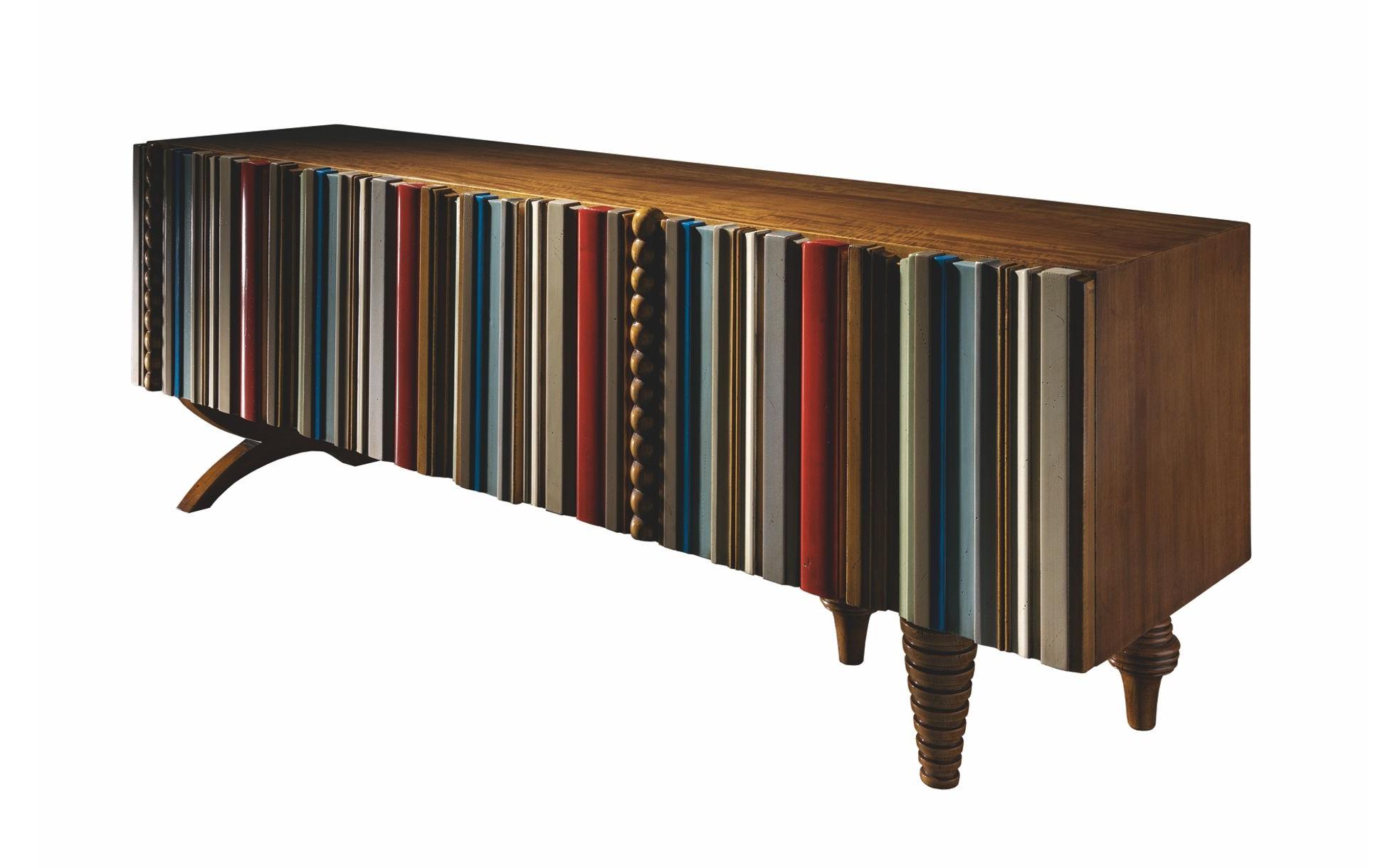Reina: Mueble Funcional Y Versátil: Aparador Bajo O Mueble Pertaining To Lola Sideboards (View 13 of 20)
