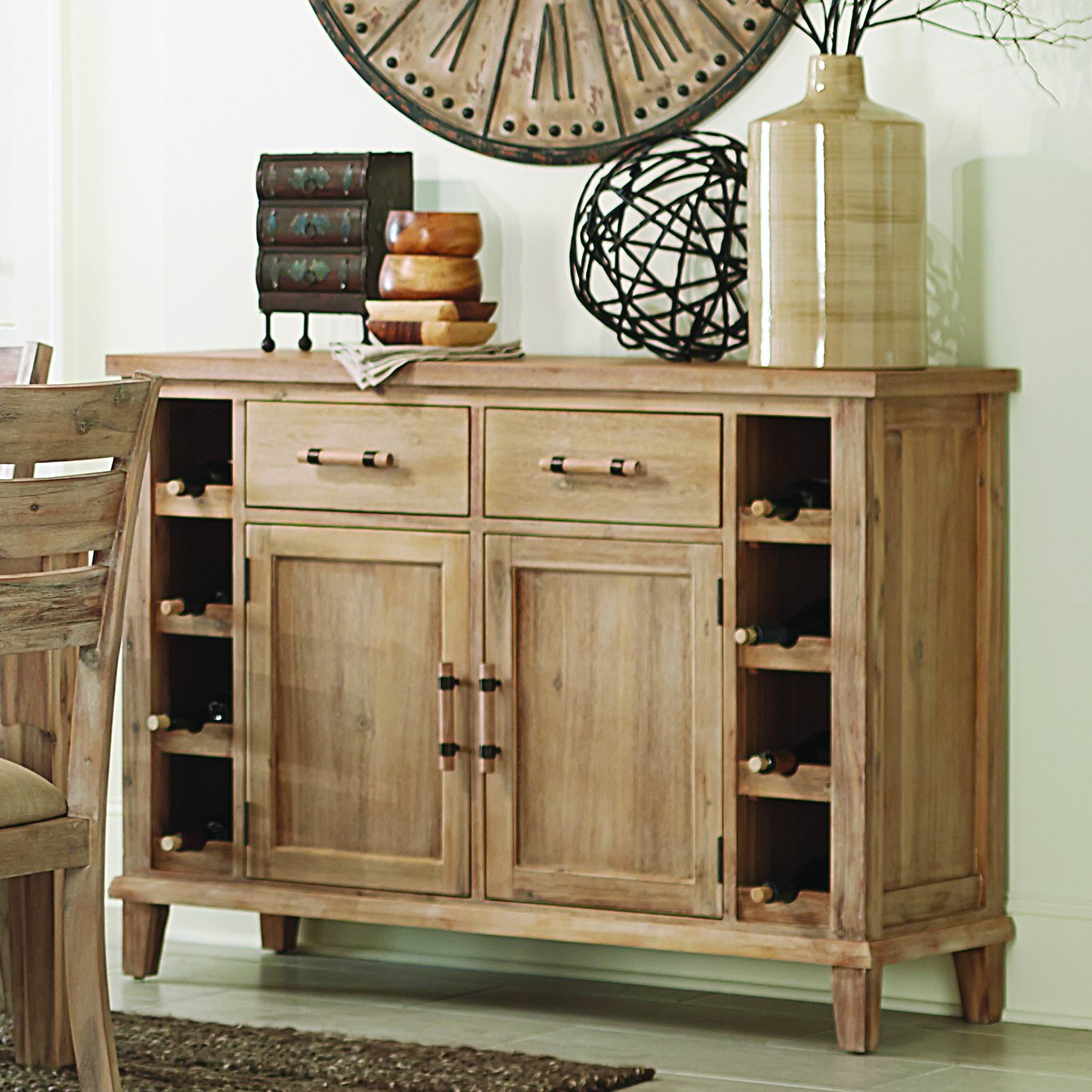 Remaley Sideboard Throughout Alegre Sideboards (View 13 of 20)