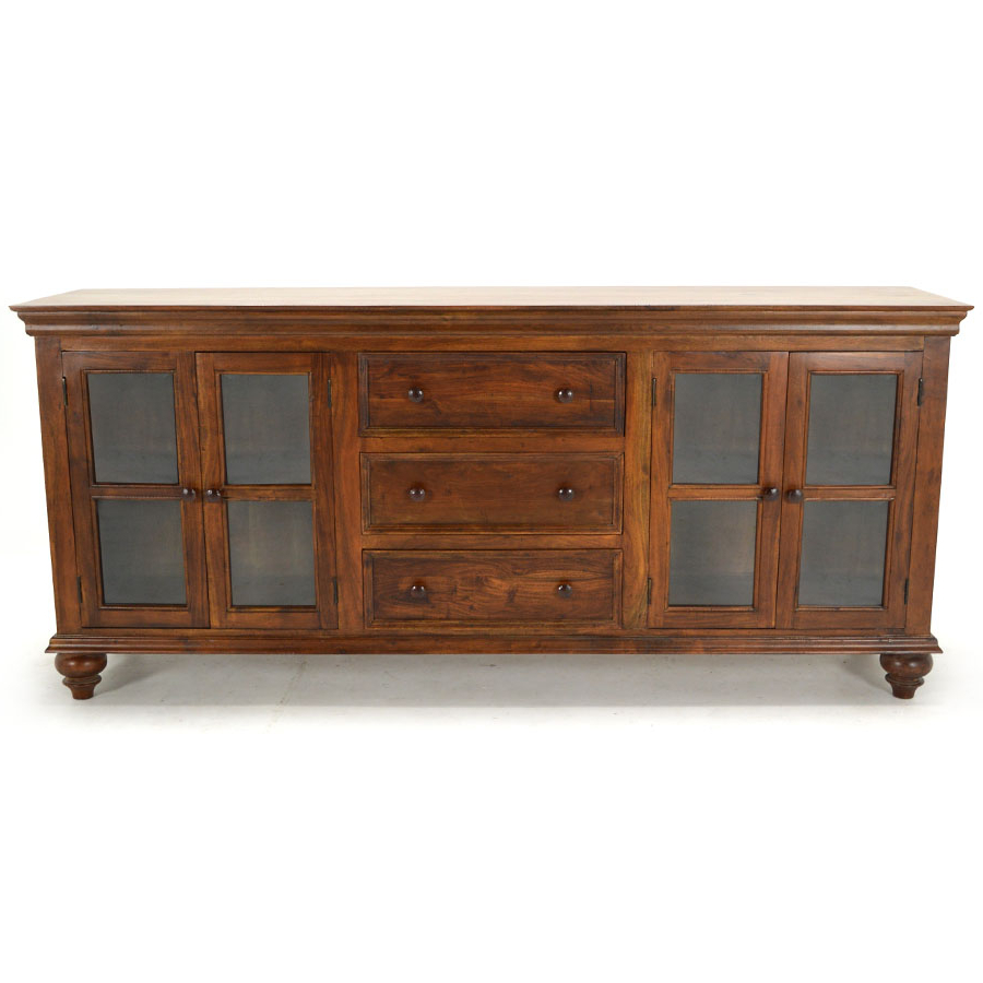 Remington Sideboard Media Cabinet, Antique Java – Home With Remington Sideboards (View 3 of 20)