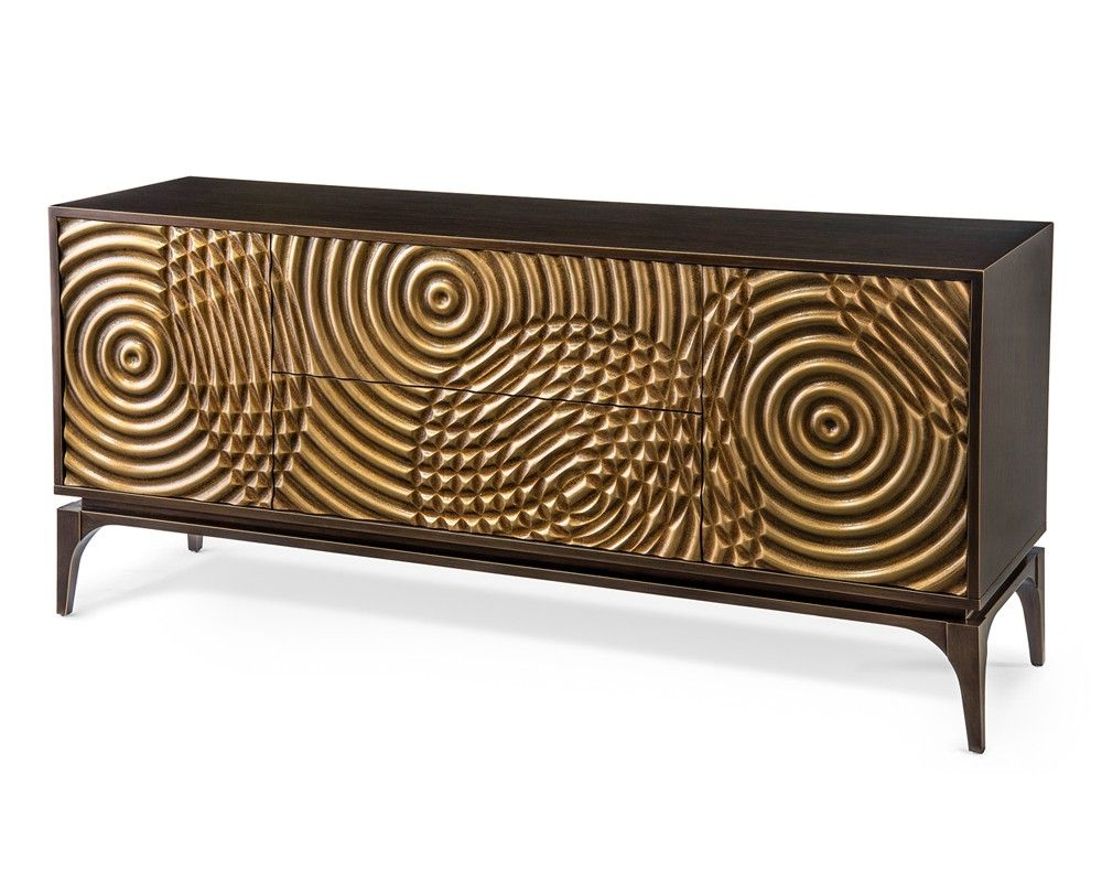 Ripples Sideboard – Cabinets – Furniture – Our Products Pertaining To Thatcher Sideboards (View 17 of 20)