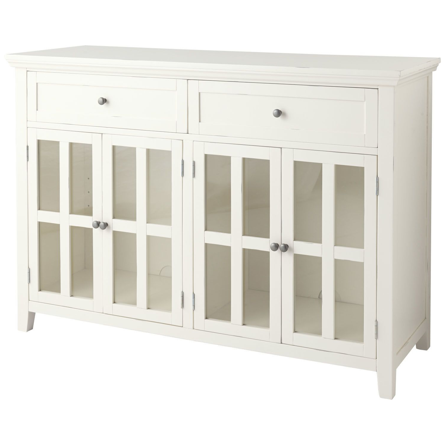Ronan Buffet – Antique White | Pier 1 Imports | For Home In In Amityville Sideboards (View 19 of 20)