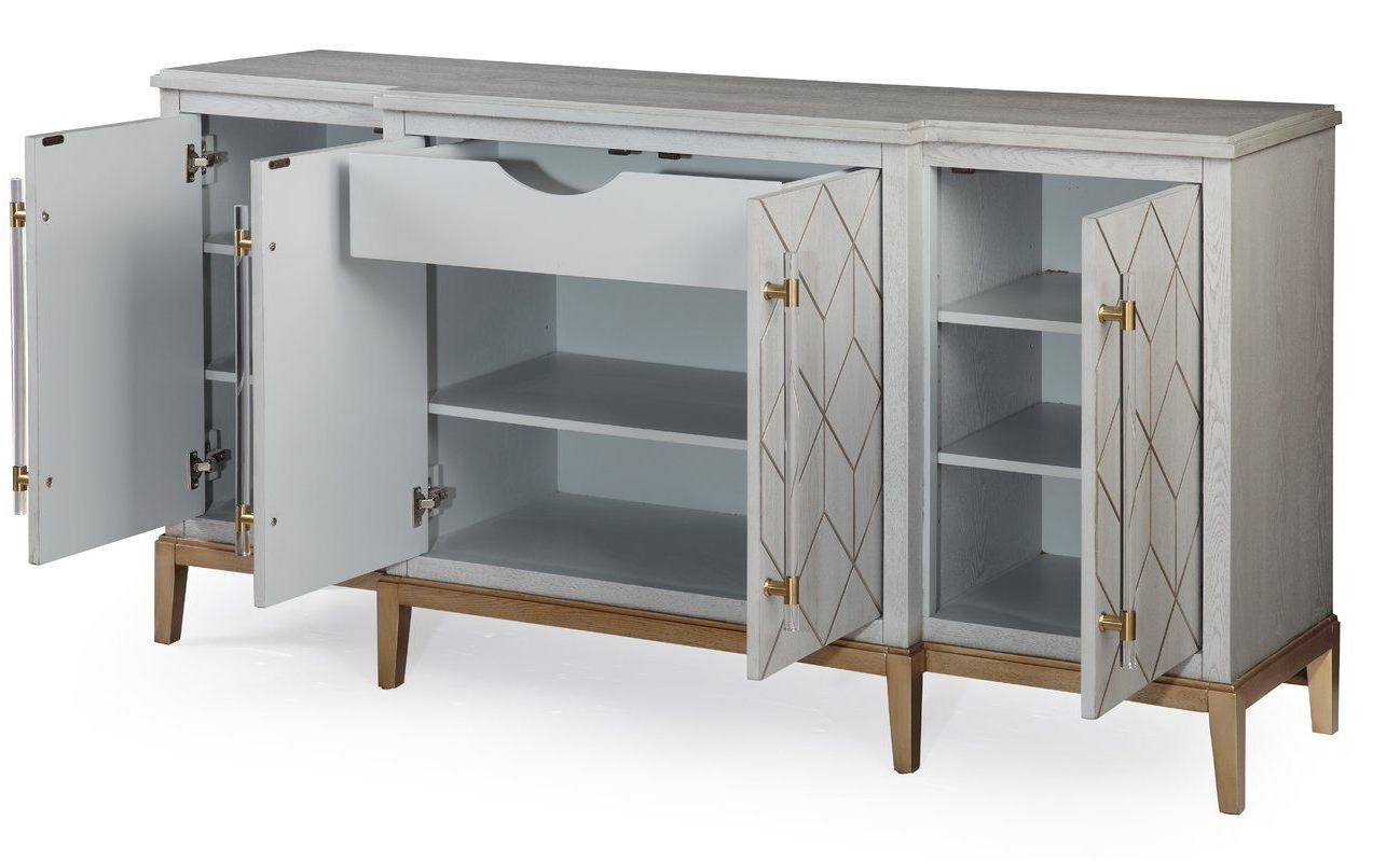 Rosson Sideboard | Ny Living Room | Sideboard, Retro With Rosson Sideboards (View 4 of 20)