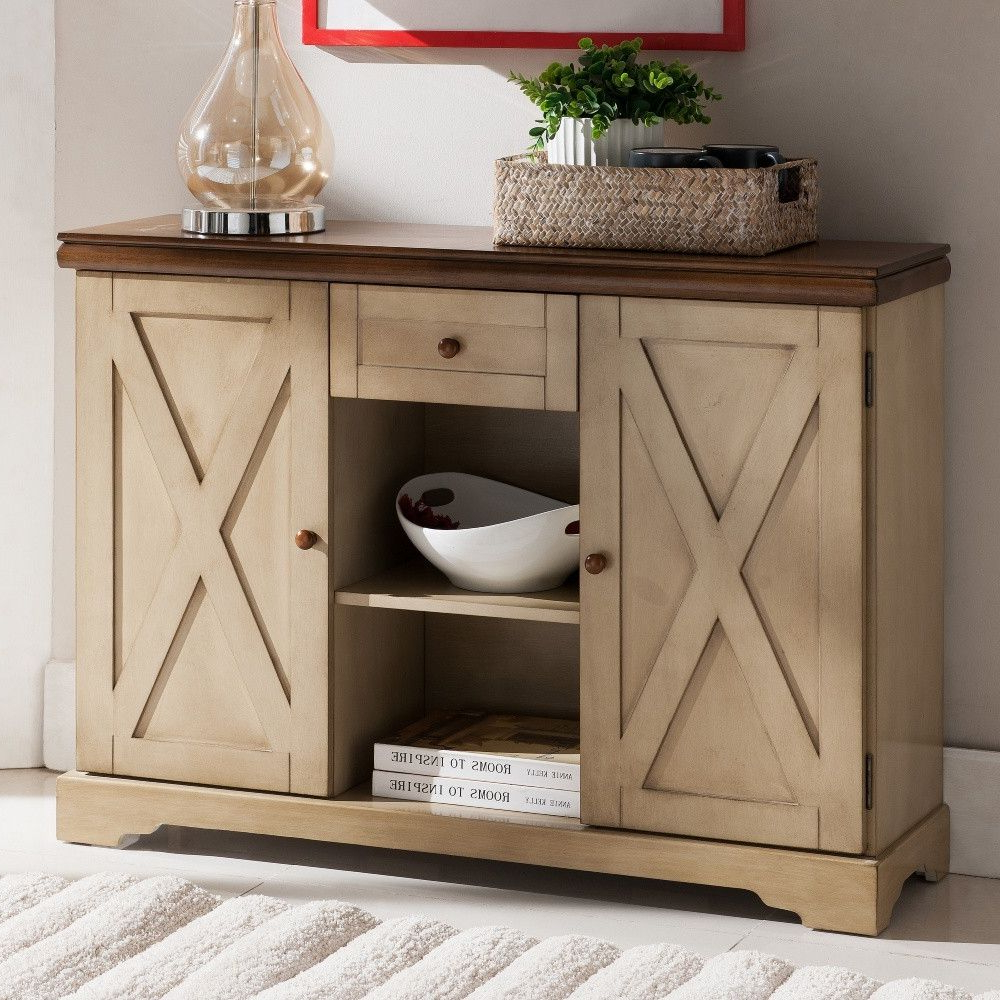 Rustic Console Table | Make An Entrance In 2019 | Sideboard Intended For Fortville Sideboards (View 19 of 20)