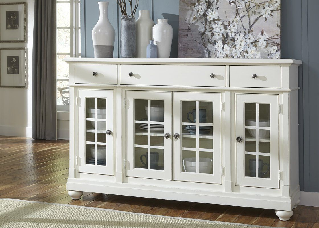 Saguenay Sideboard In 2019 | Kitchen Decor | Sideboard For Saguenay Sideboards (View 6 of 20)