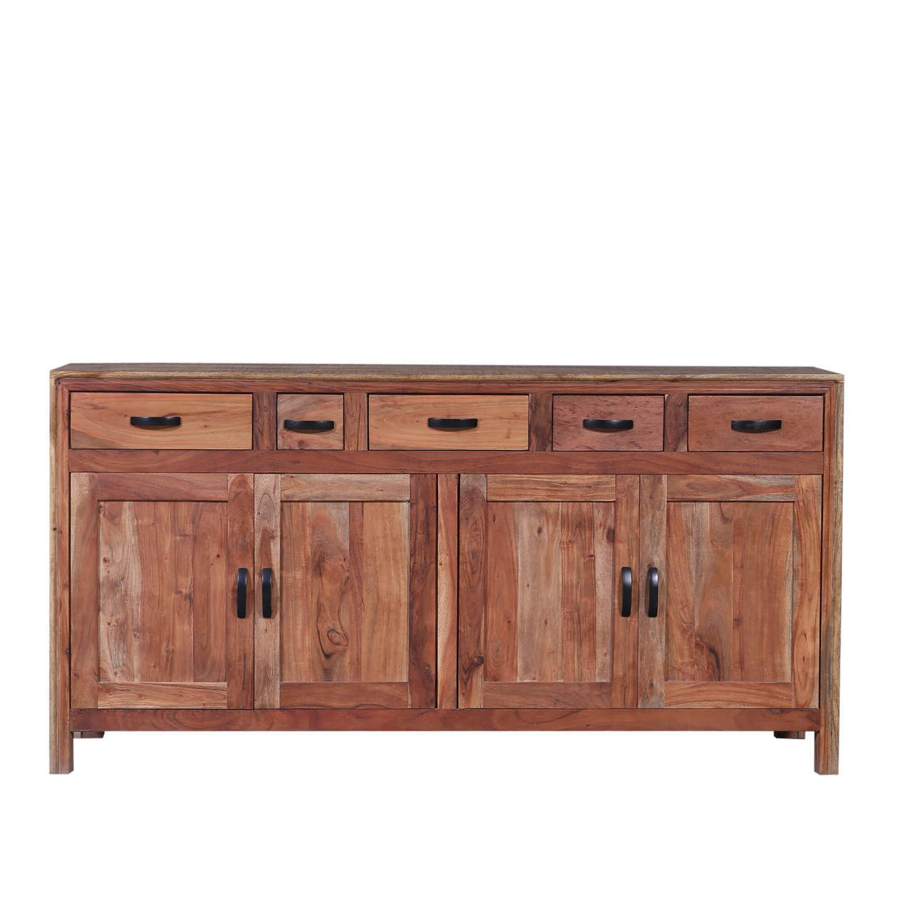 Salvage Wood Rustic Sideboard Buffets With Ames Sideboards (View 18 of 20)