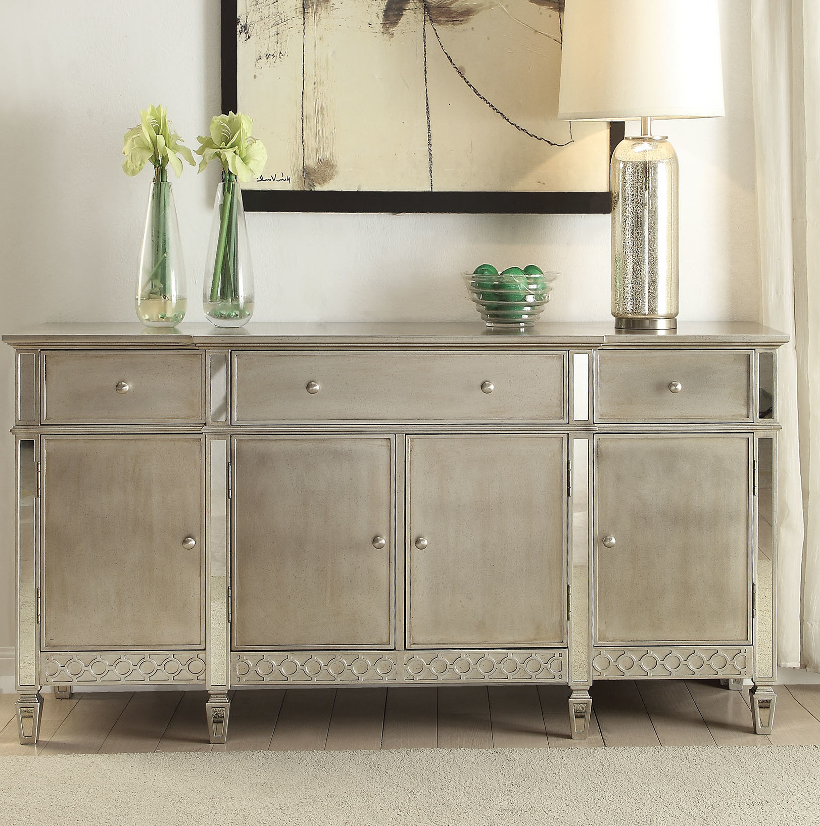 Sandusky Sideboard Pertaining To Tiphaine Sideboards (View 13 of 20)