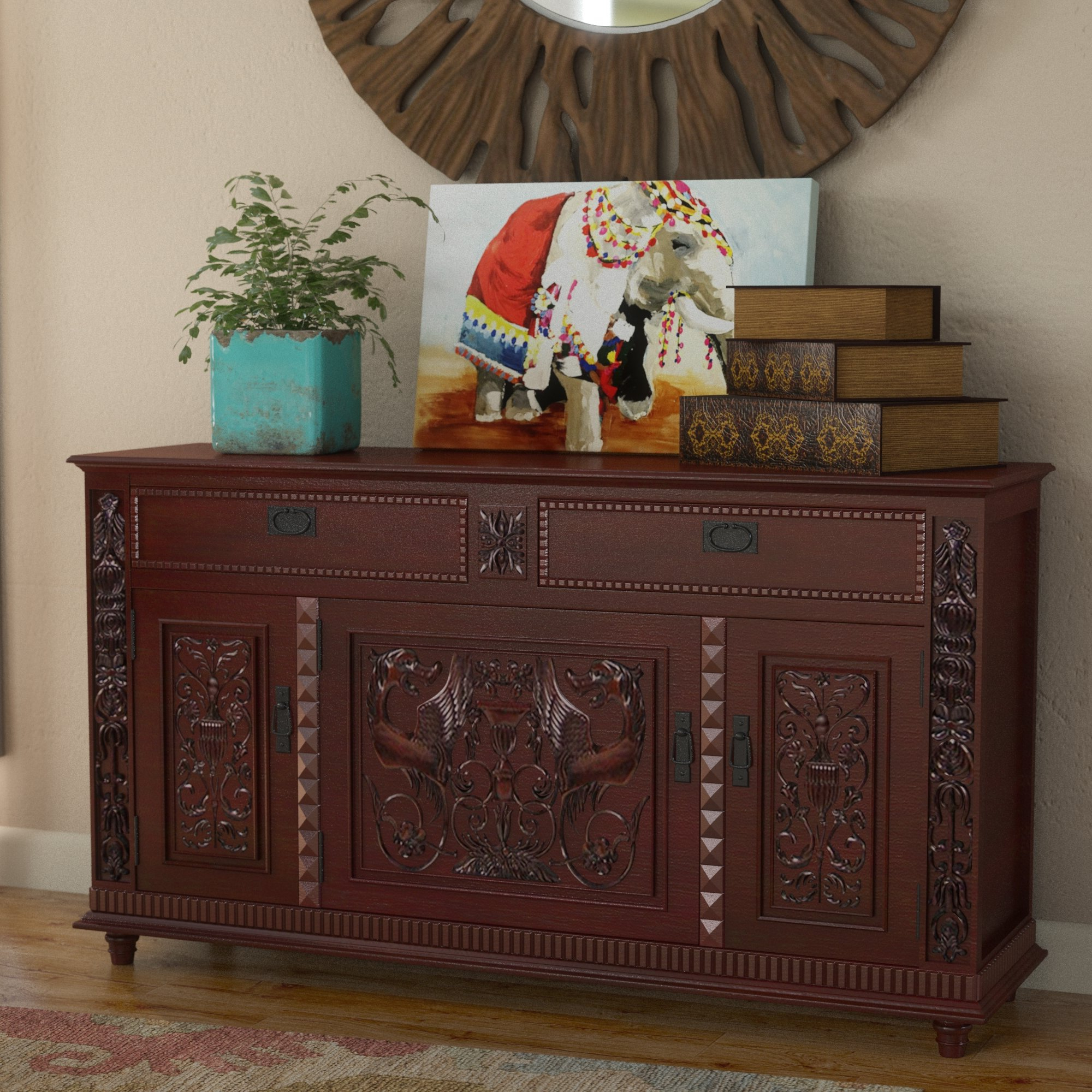 Santangelo Sideboard With Regard To Weinberger Sideboards (View 16 of 20)