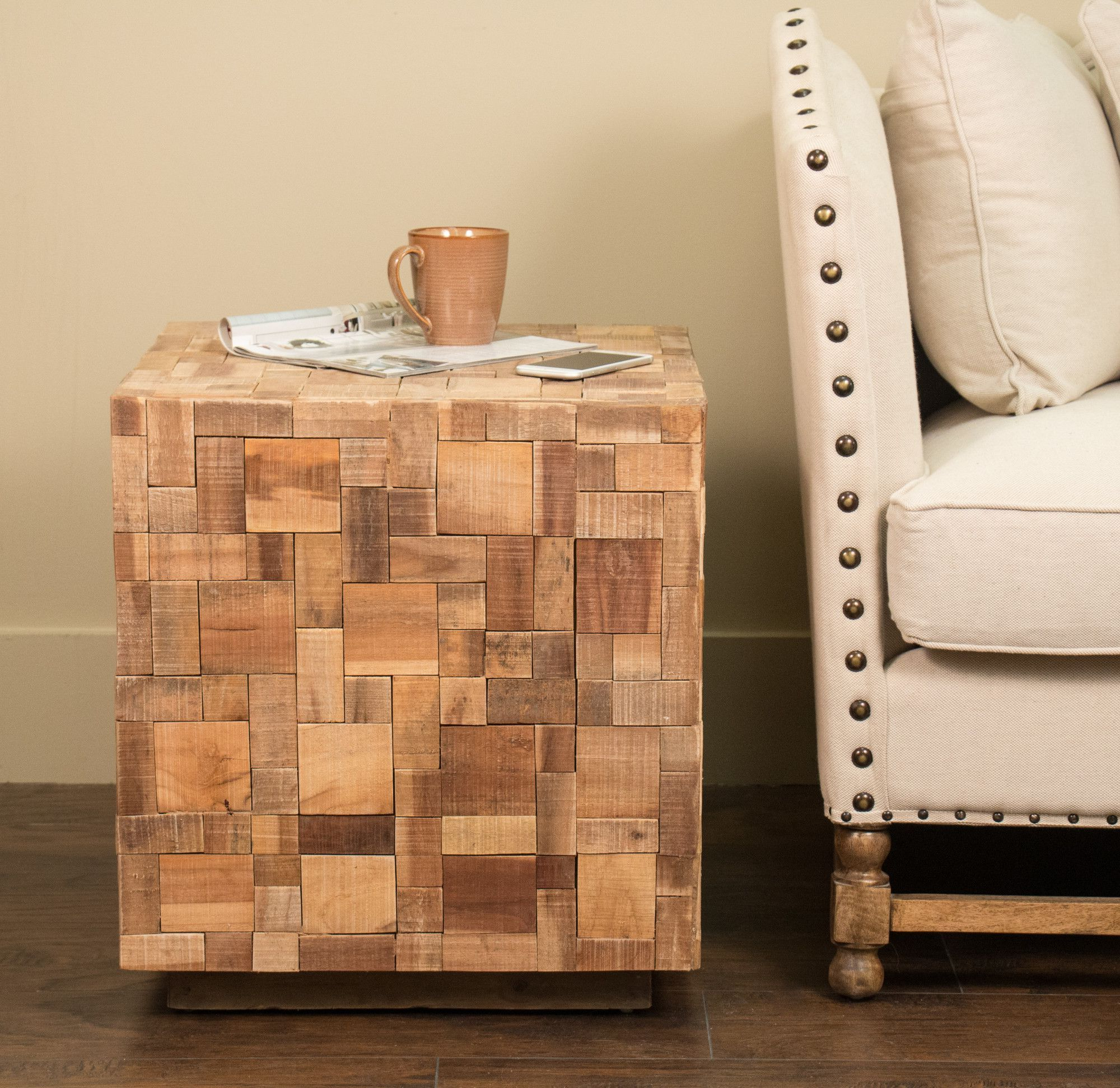 Sequoia End Table (View 16 of 20)
