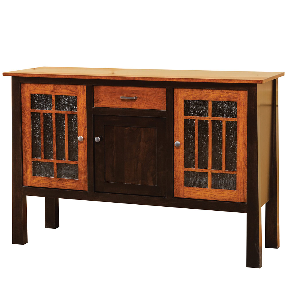 Serenity Garden Amish Sideboard For Knoxville Sideboards (View 16 of 20)