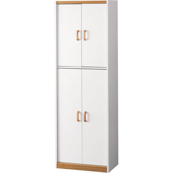 Shop Ameriwood Home Deluxe 72 Inch Kitchen Pantry Cabinet Throughout Trendy Halstead Kitchen Pantry (View 13 of 20)