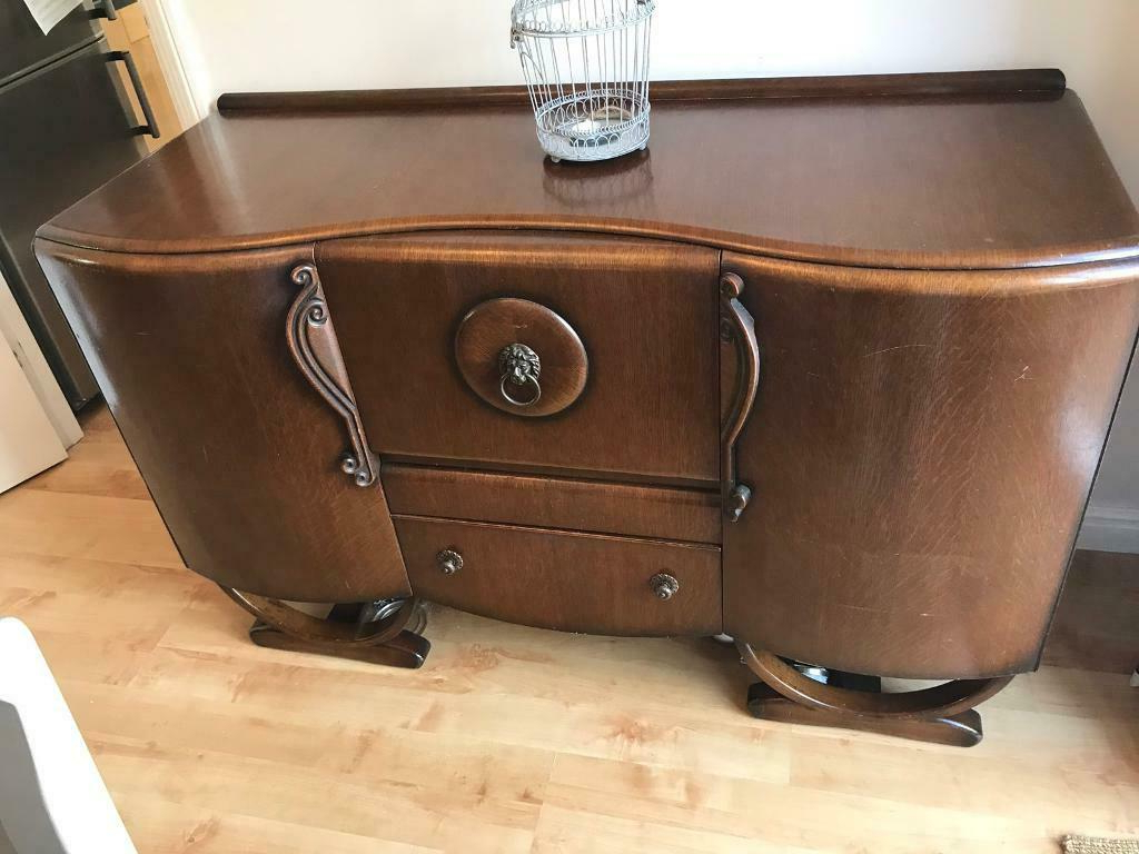Sideboard Art Deco – Vintage | In Raunds, Northamptonshire | Gumtree Pertaining To Raunds Sideboards (View 17 of 20)