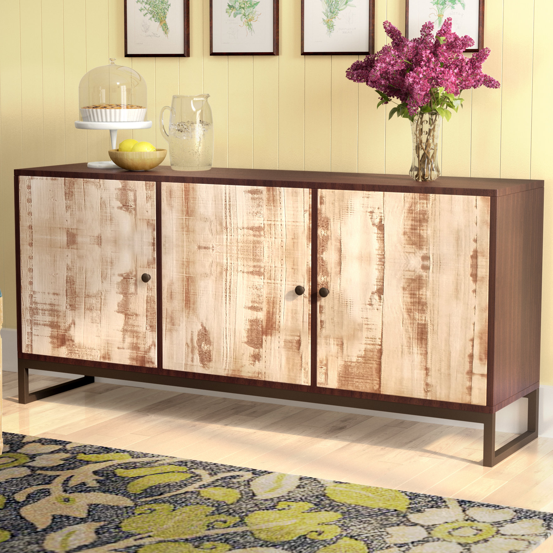 Sideboard With Sideboards By Foundry Select (View 18 of 20)