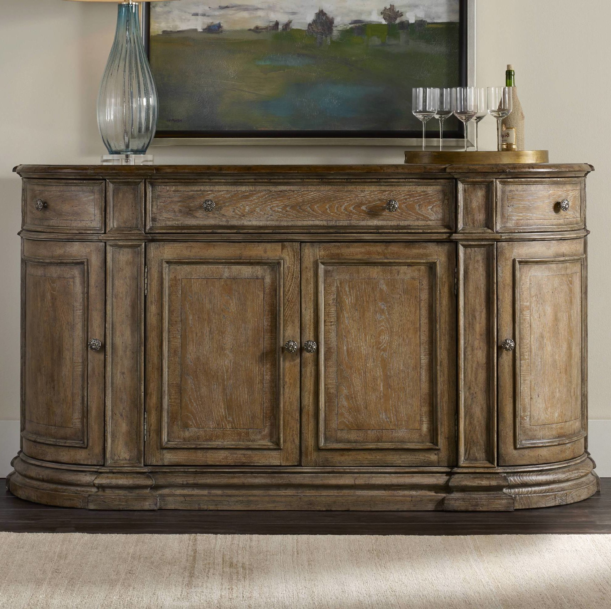 Solana Sideboard Throughout Hayslett Sideboards (View 2 of 20)
