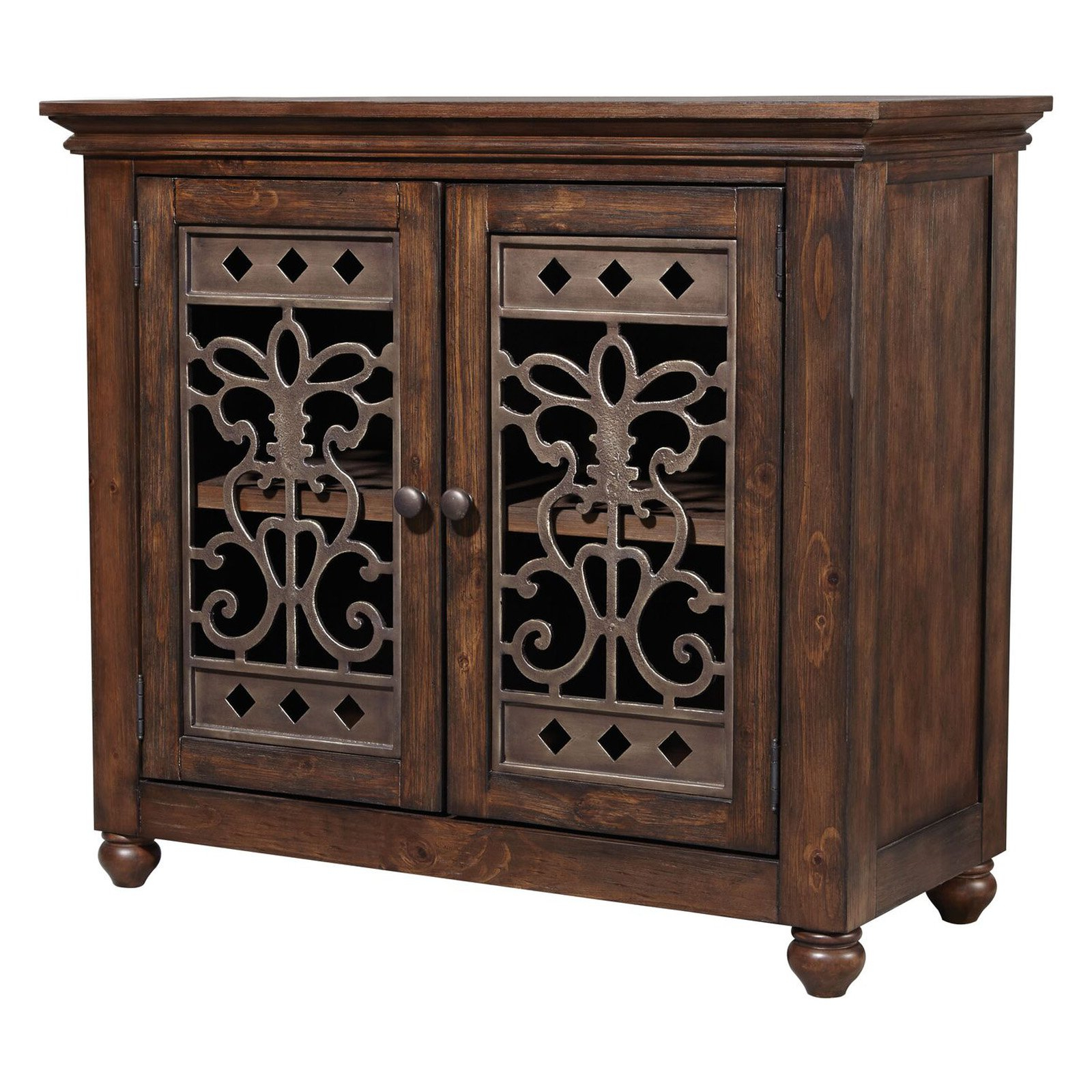 Standard Furniture Paisley Court 2 Door Buffet | Products In In Kronburgh Sideboards (View 17 of 20)