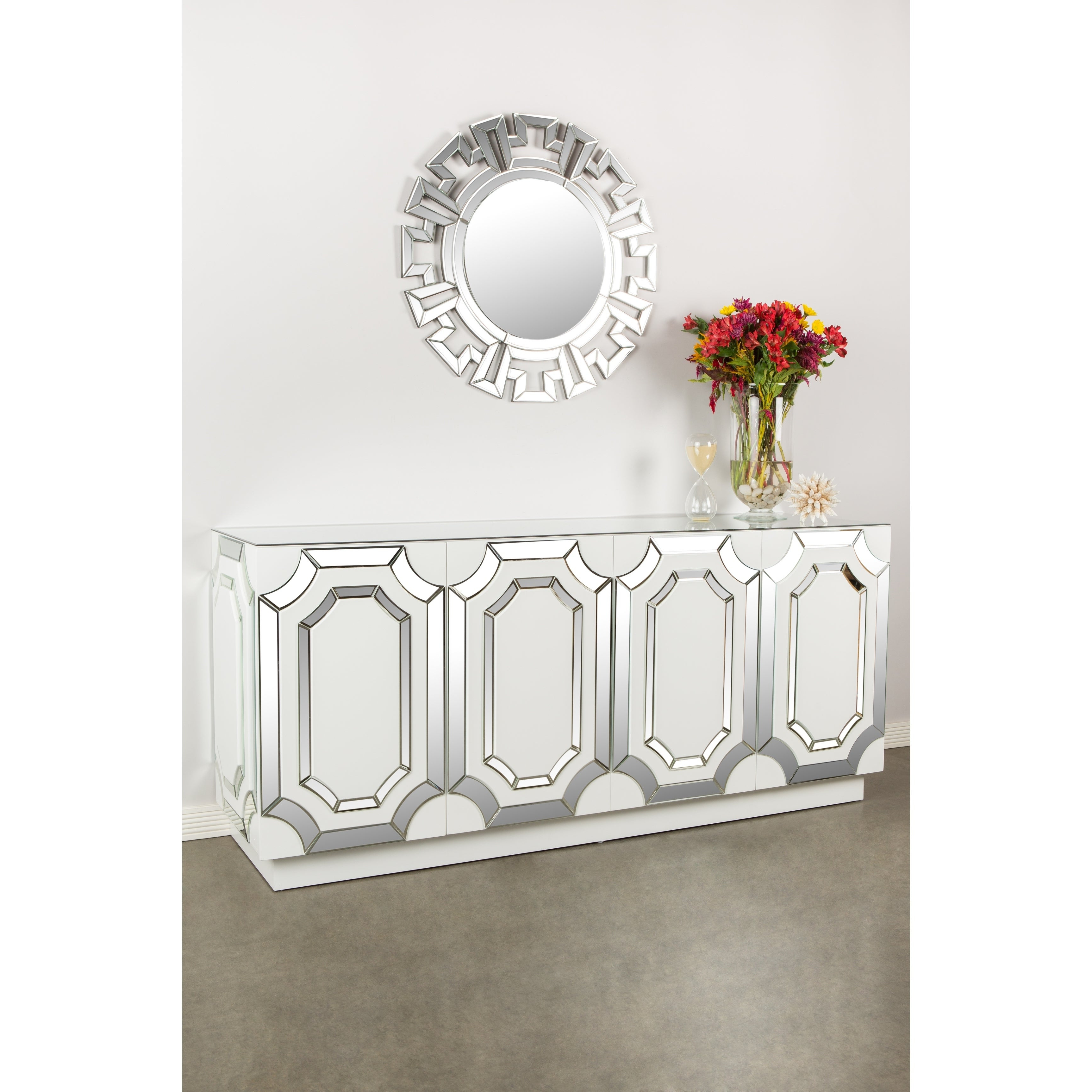 Statementsj Lola Sideboard, 32 Inch Tall Pertaining To Lola Sideboards (View 16 of 20)