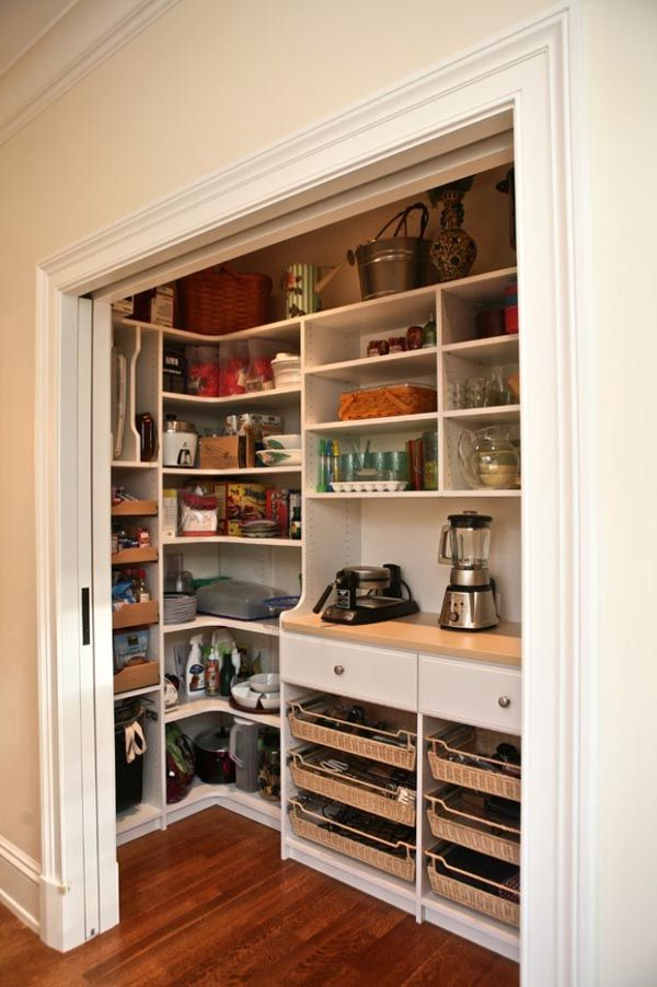 Featured Photo of Kitchen Pantry