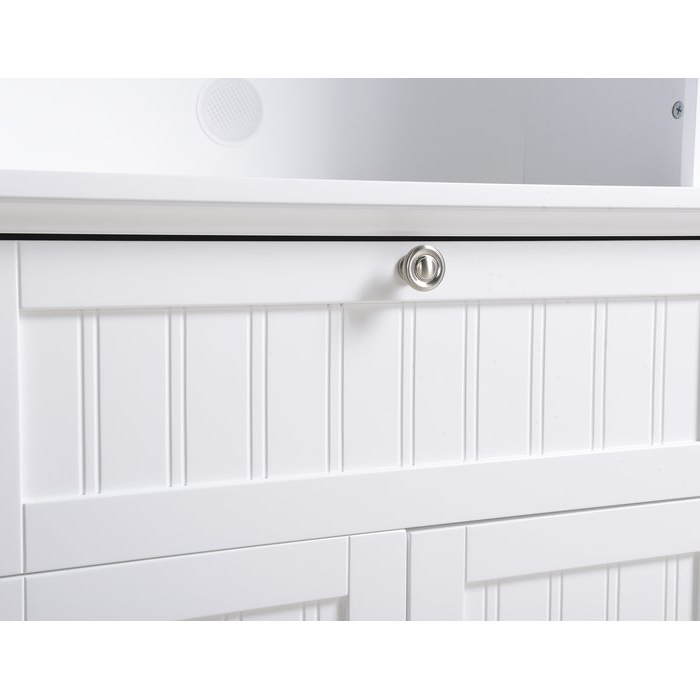 """Swanscombe Kitchen Pantry With Trendy Swanscombe 70"""" Kitchen Pantry (View 19 of 20)"""