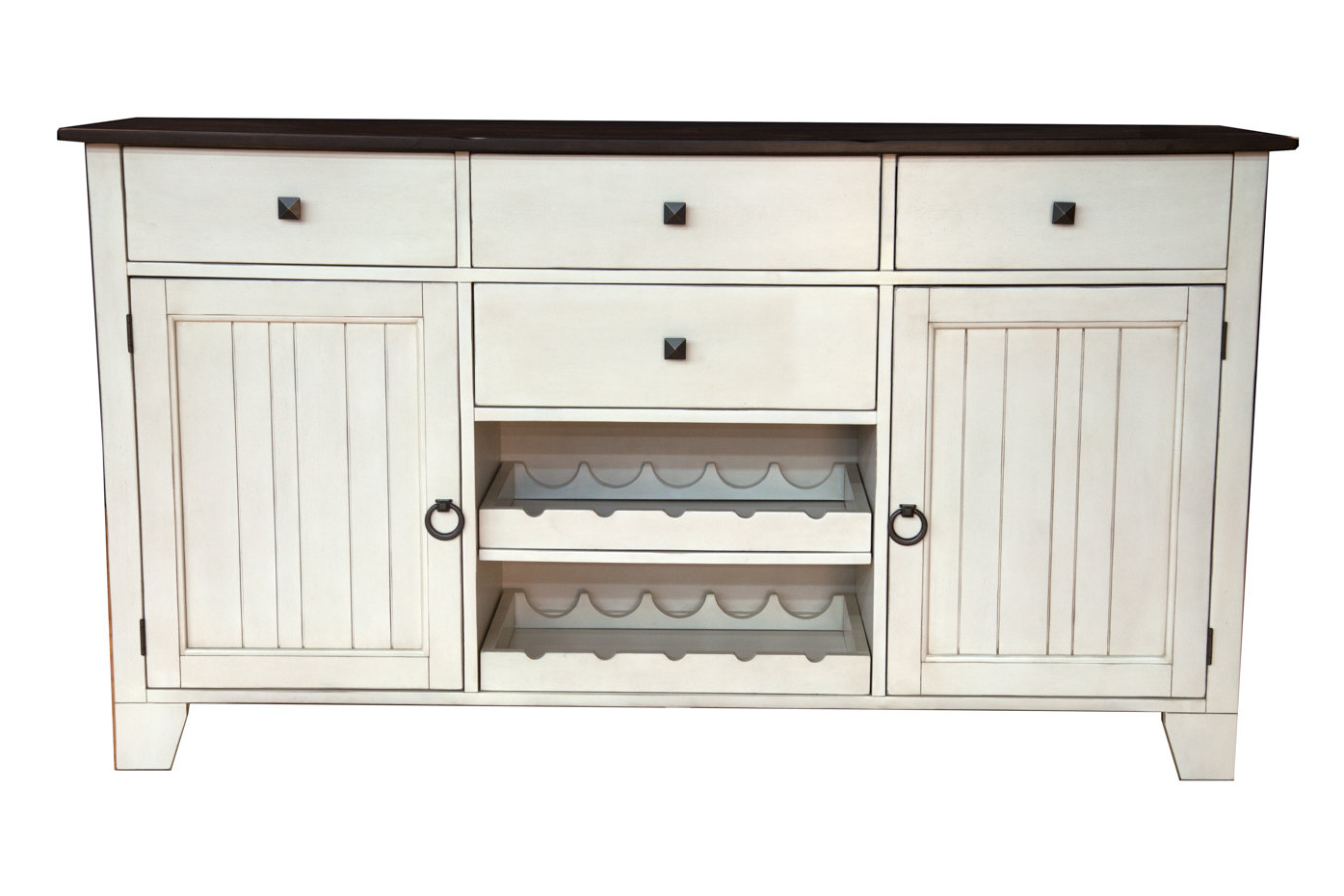 Tamiami Buffet Table In Baleine 3 Drawer Sideboards (View 9 of 20)