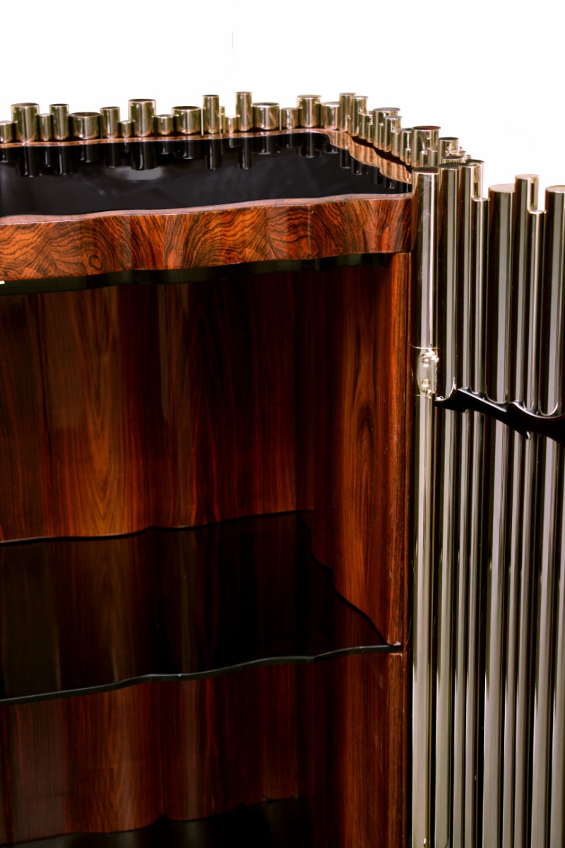 The Best Metal Sideboards For A Welcoming Entrance Foyer With Regard To Wattisham Sideboards (View 17 of 20)