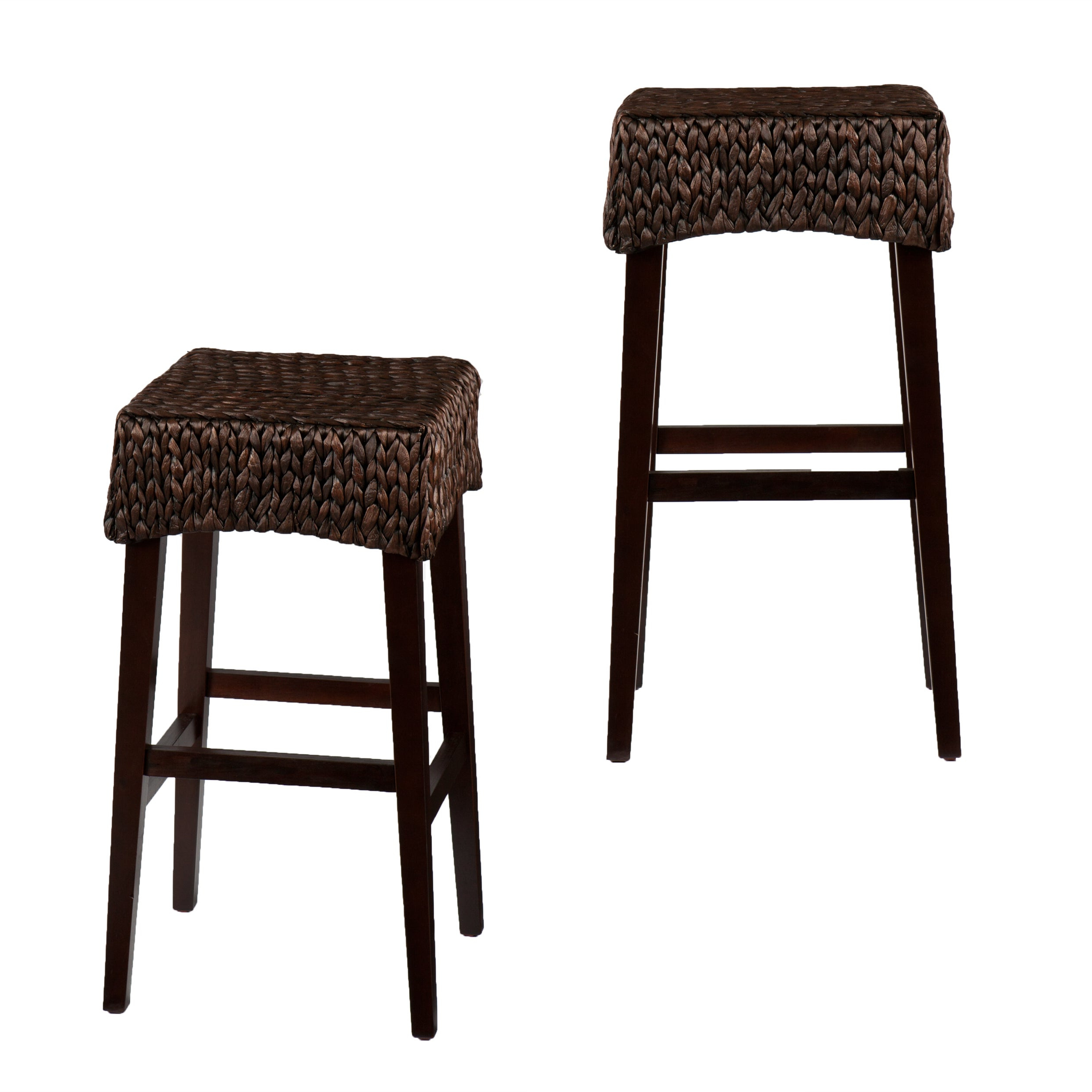 The Curated Nomad Belize Counter Height Stool (Set Of 2) Regarding Newest The Curated Nomad Belize Woven Cocktail Tables (View 11 of 20)