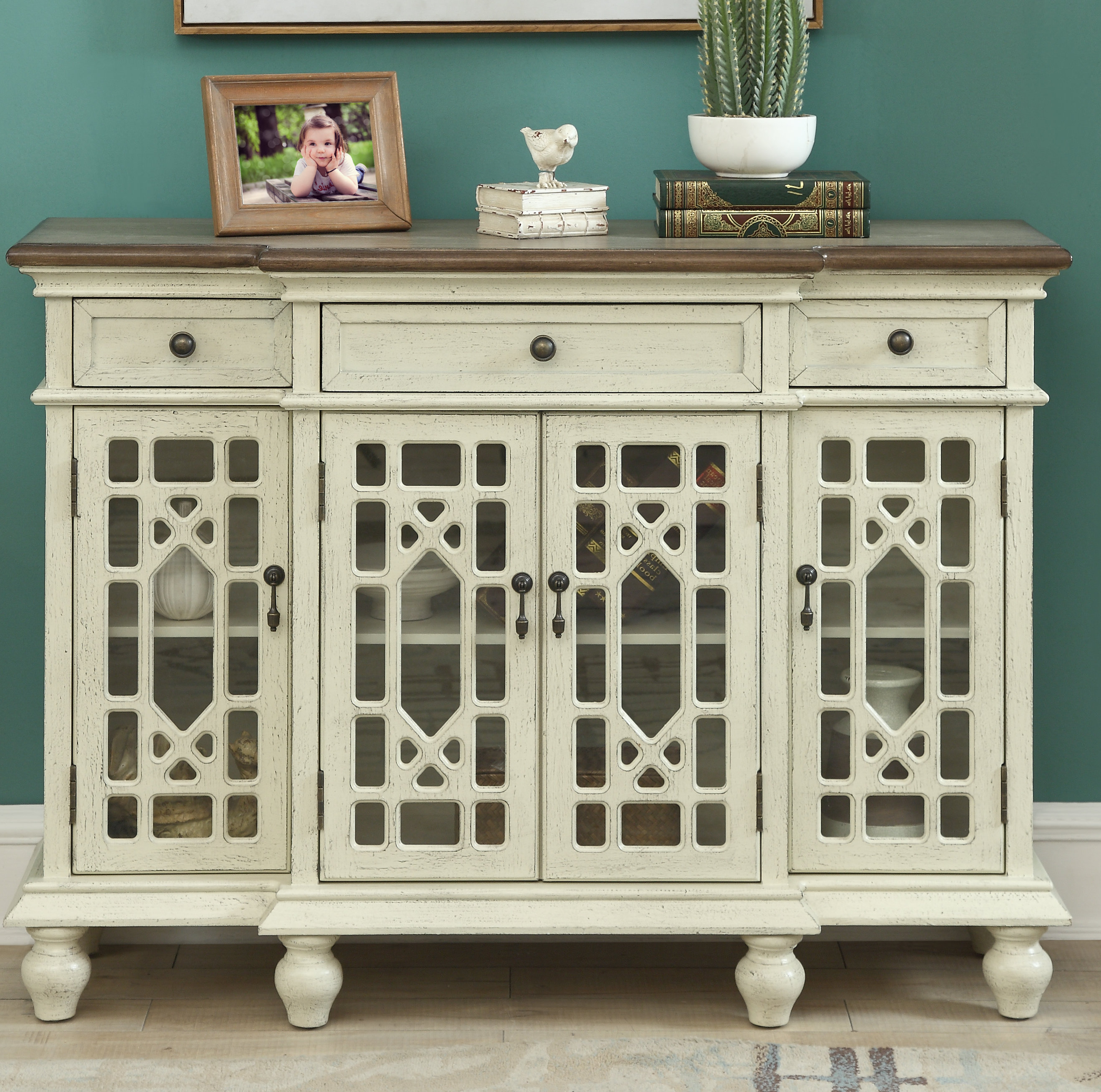 Thin Credenza | Wayfair Intended For Caines Credenzas (View 9 of 20)