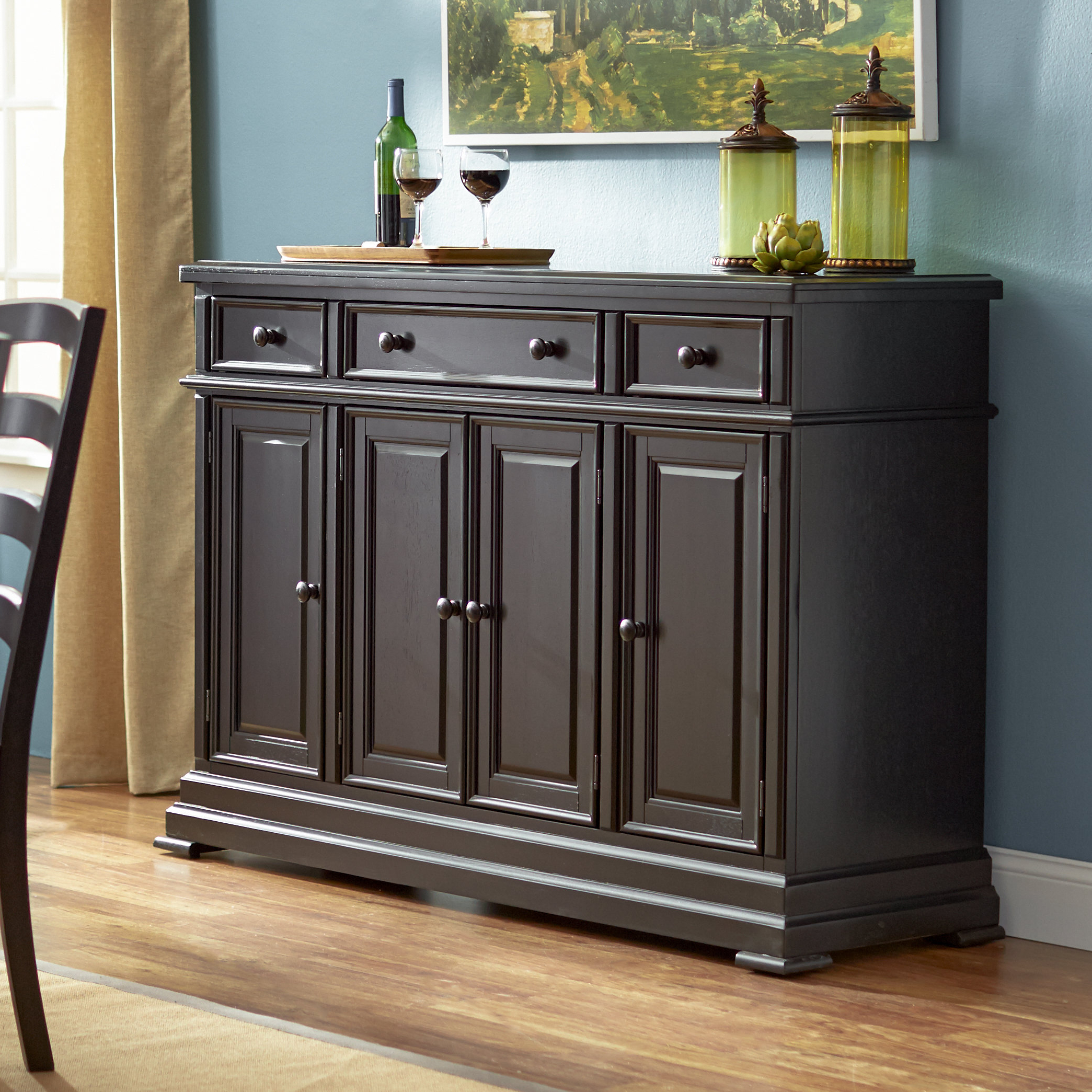 Three Posts Courtdale Sideboard & Reviews | Wayfair (View 16 of 20)