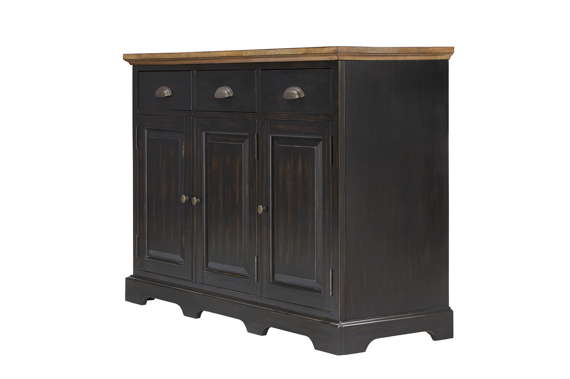 Three Posts Fortville Sideboard Throughout Fortville Sideboards (View 8 of 20)