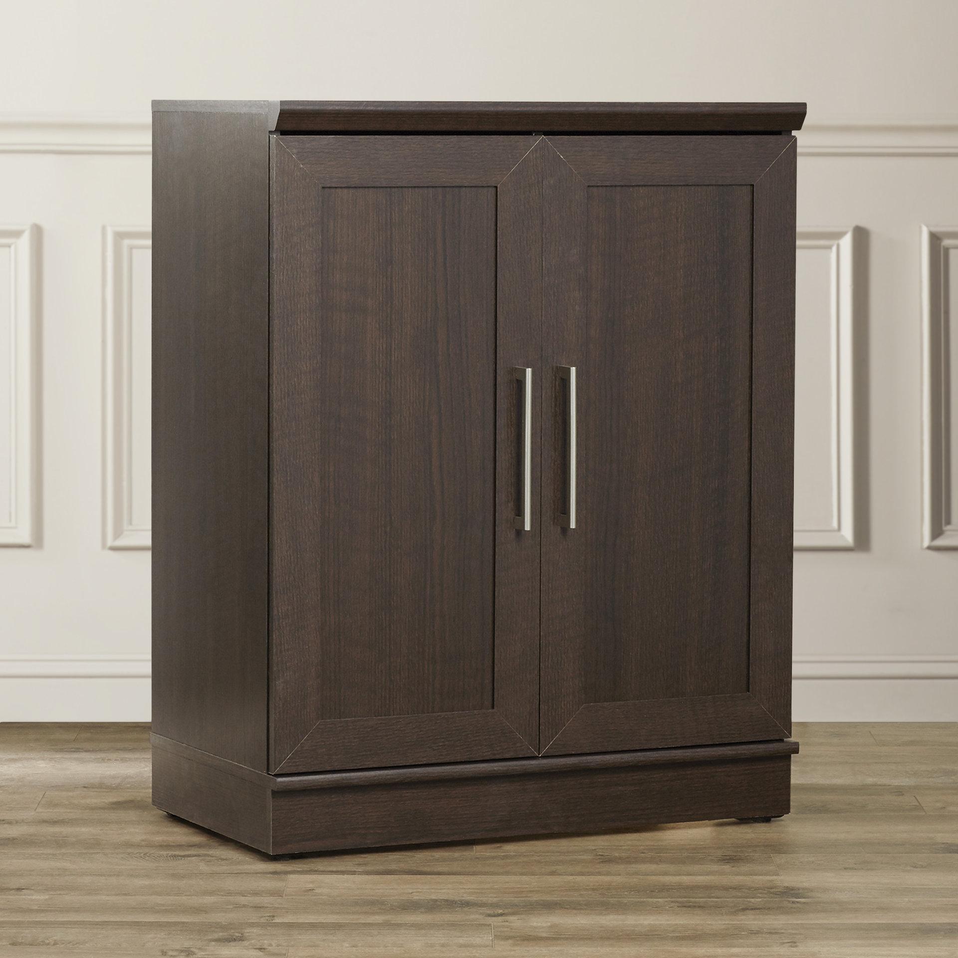 Tiberius 2 Doors Accent Cabinet Regarding Massillon Sideboards (View 19 of 20)