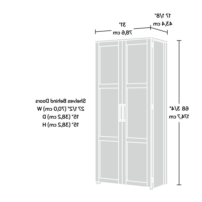 Tiberius Storage Cabinet With Regard To Latest Tiberius Door Storage Cabinet (View 17 of 20)