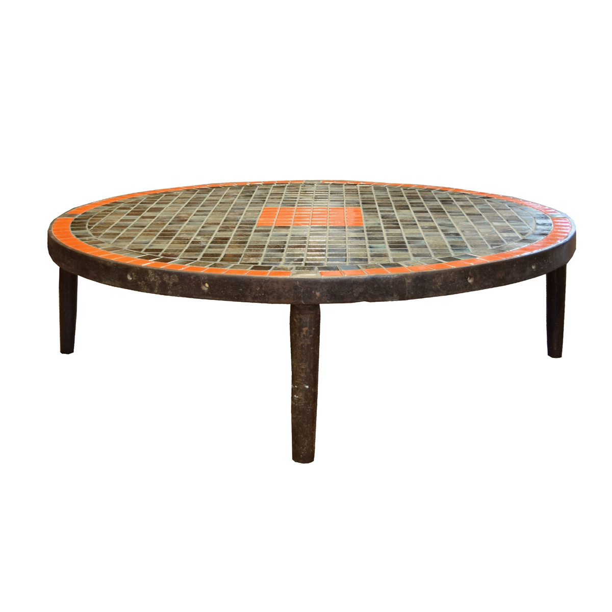 Tile Coffee Tables – The Arts For Recent Copper Grove Ixia Rustic Oak And Slate Tile Coffee Tables (View 20 of 20)
