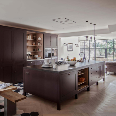 Traditional Kitchen Designs (View 20 of 20)