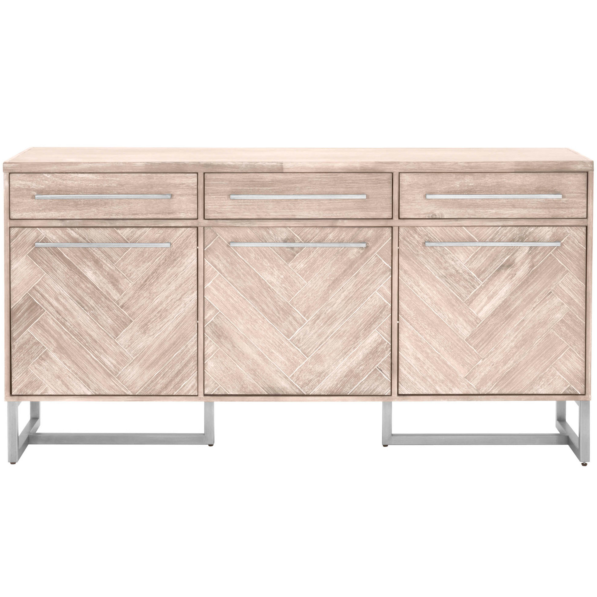 Tre Buffet Table With Regard To Rosson Sideboards (View 13 of 20)