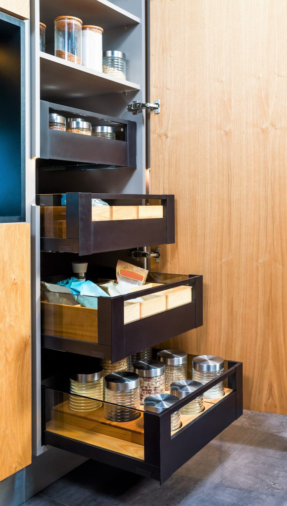 Trendy Braithwaite Storage Kitchen Pantry Within How To Organise Your Kitchen Cabinets (View 18 of 20)