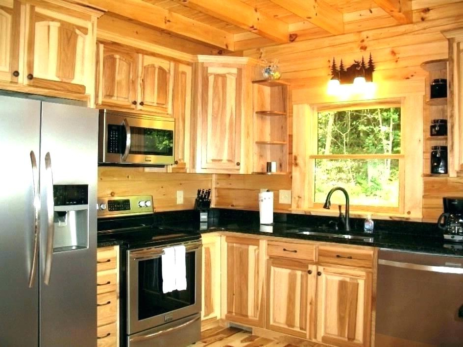 Trendy Hickory Kitchen Cabinets Wholesale – Awesomeinterior (View 16 of 20)