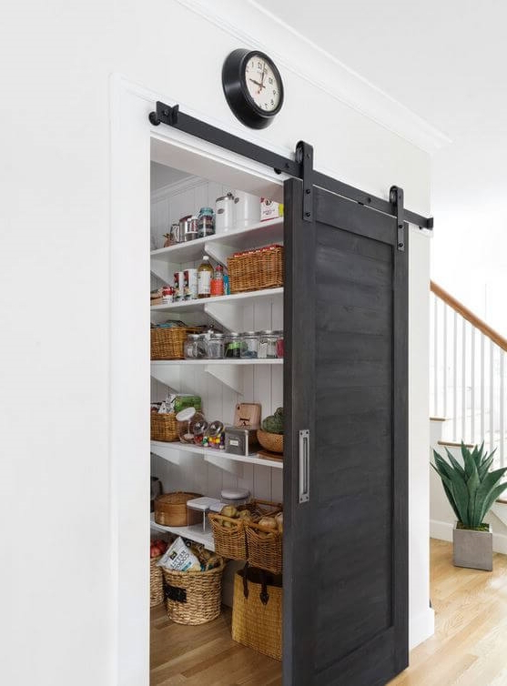 Trendy Kitchen Pantries For Every Home Style (View 15 of 20)