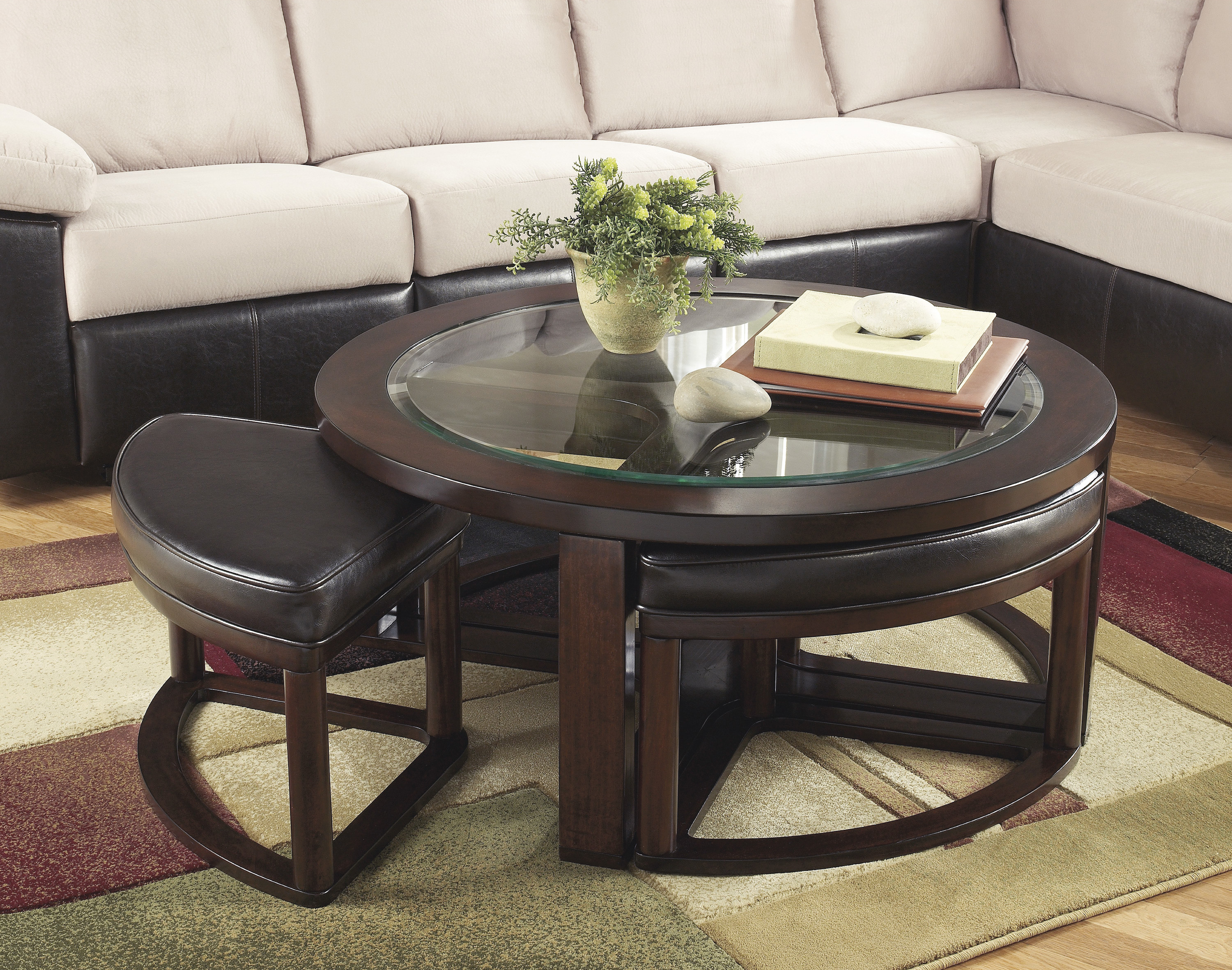 Trendy Unfinished Solid Parawood Bombay Tall Lift Top Coffee Tables Regarding The Best Coffee Tables For Small Spaces (View 13 of 20)