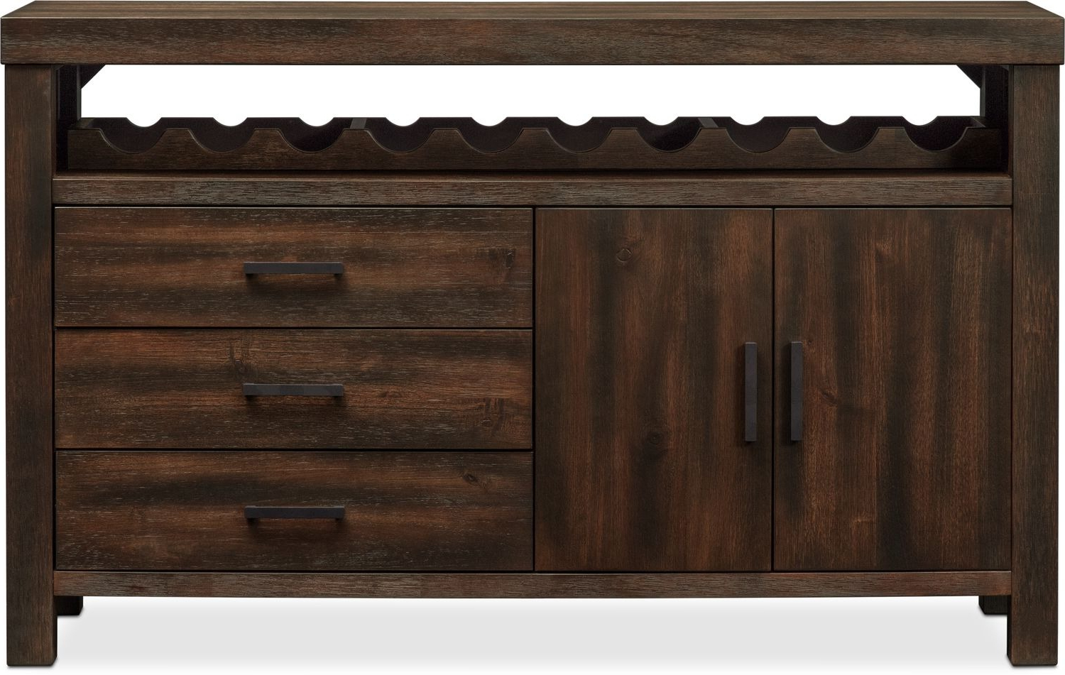 Tribeca Sideboard – Tobacco Within Tribeca Sideboards (View 14 of 20)