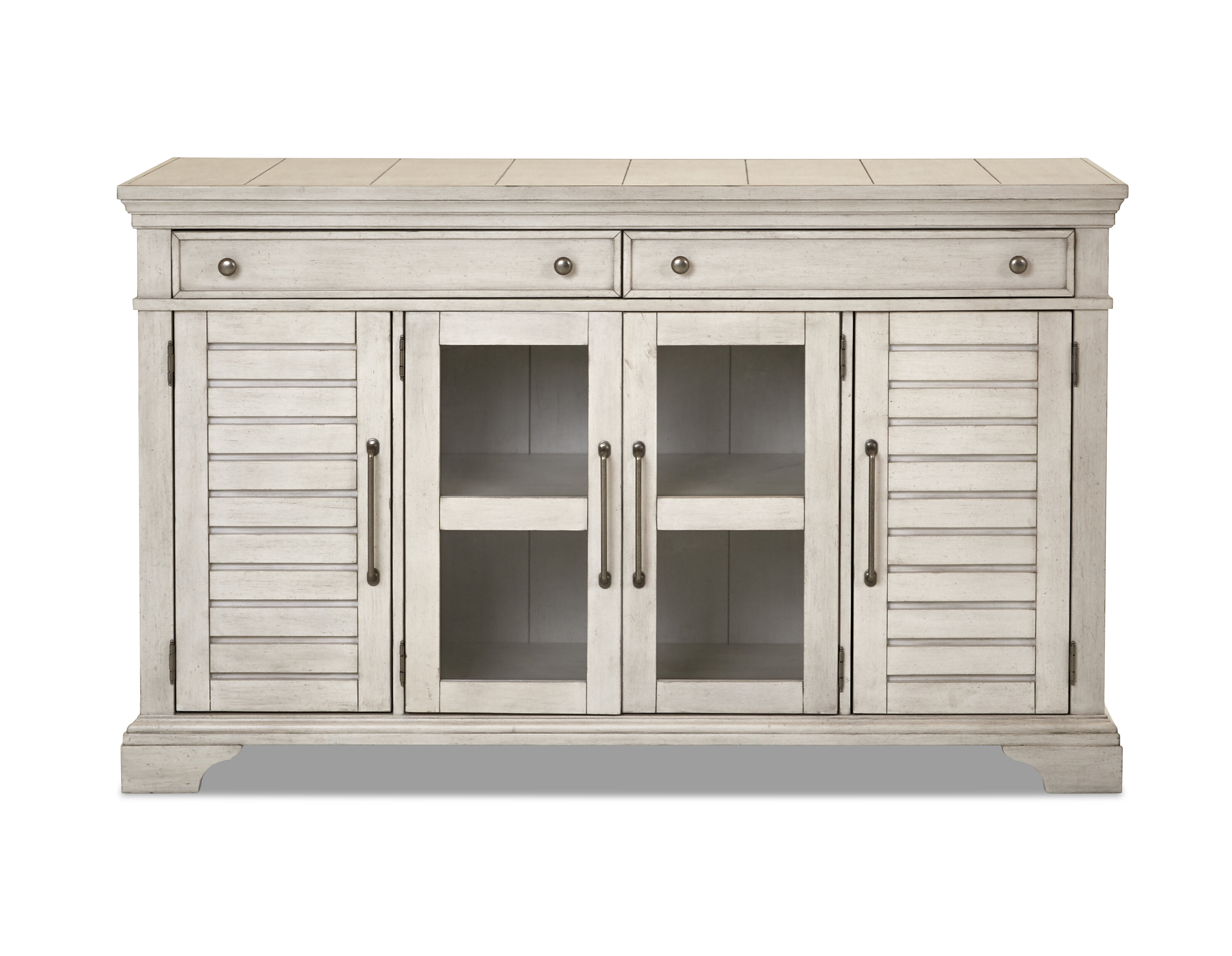 Trisha Yearwood Home Key West Sideboard With Drummond 3 Drawer Sideboards (View 18 of 20)