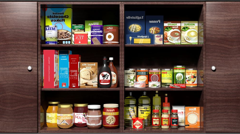 Tuohy Kitchen Pantry In 2020 How Organizing Your Kitchen Pantry Can Improve Your Family (View 9 of 20)