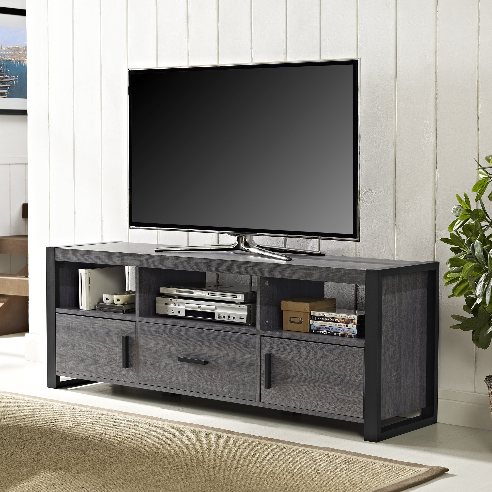 "Tv Stands | Joss & Main Intended For Parmelee Tv Stands For Tvs Up To 65"" (View 8 of 20)"