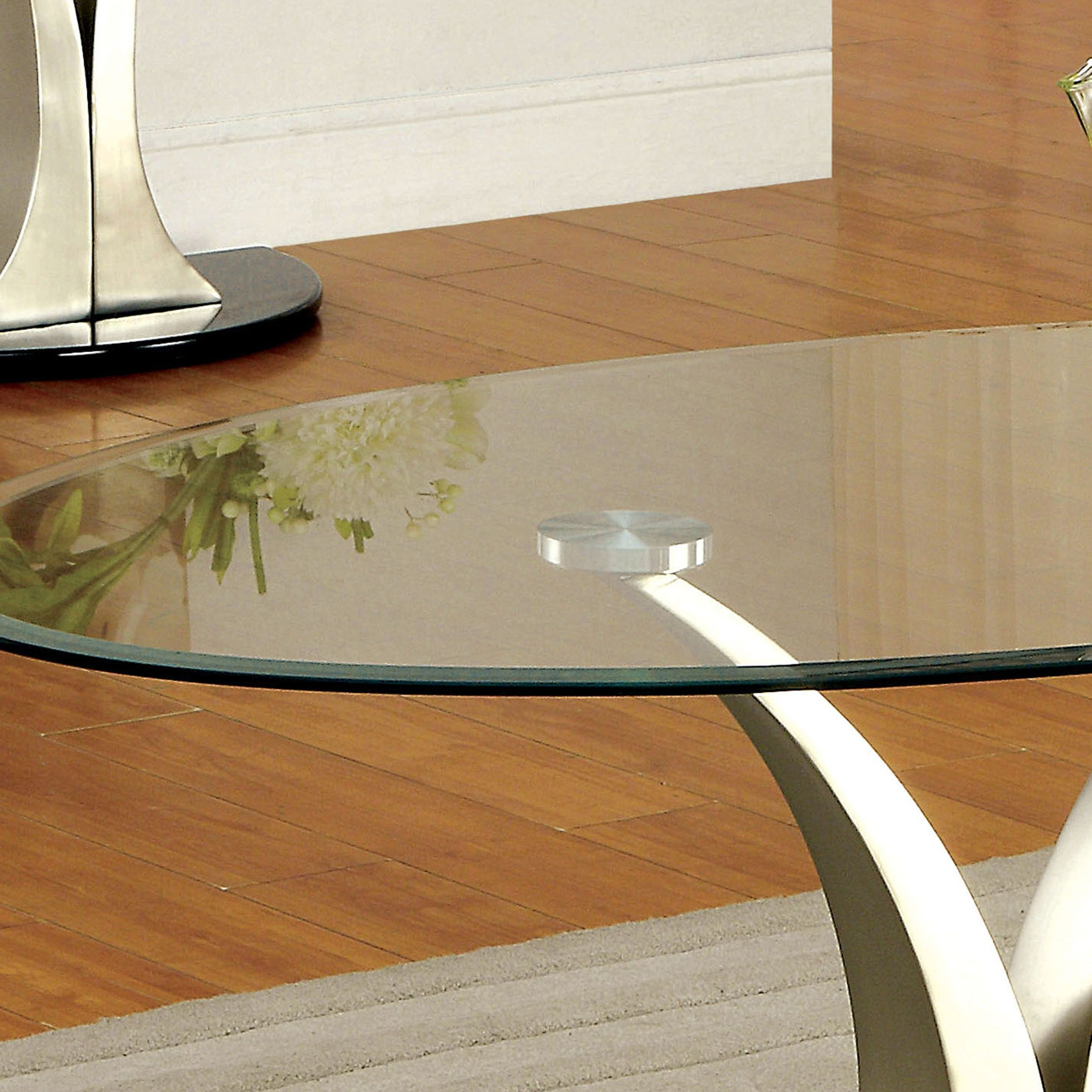 Velma Modern Satin Plated Coffee Tablefoa With Most Current Velma Modern Satin Plated Coffee Tables (Gallery 4 of 20)