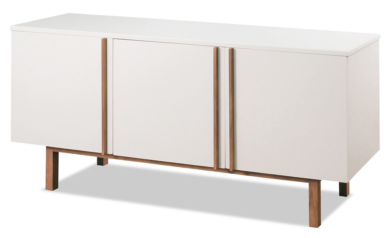 Vitra Buffet Table With Wendell Sideboards (Gallery 16 of 20)