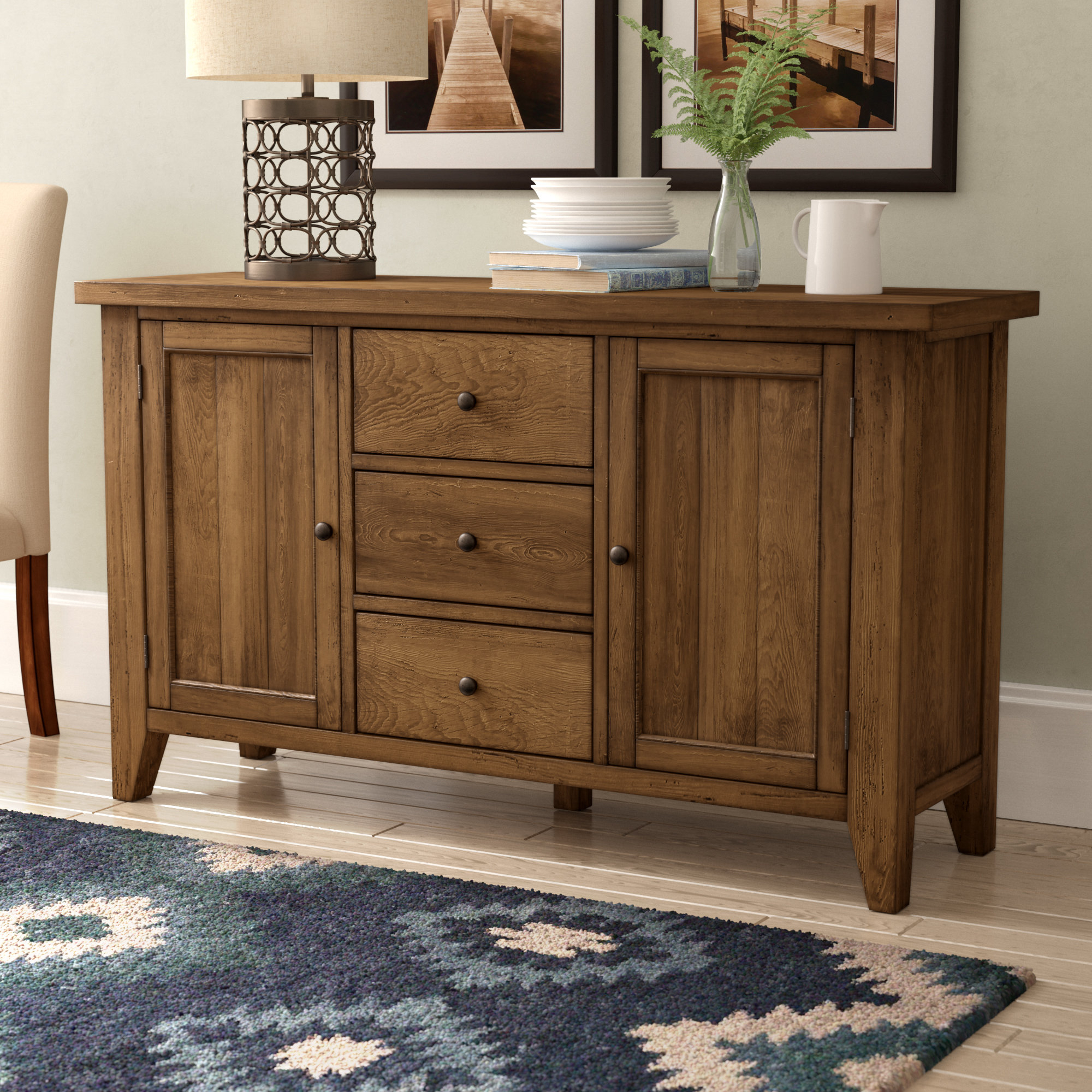 Warkentin Sideboard With Sayles Sideboards (View 5 of 20)