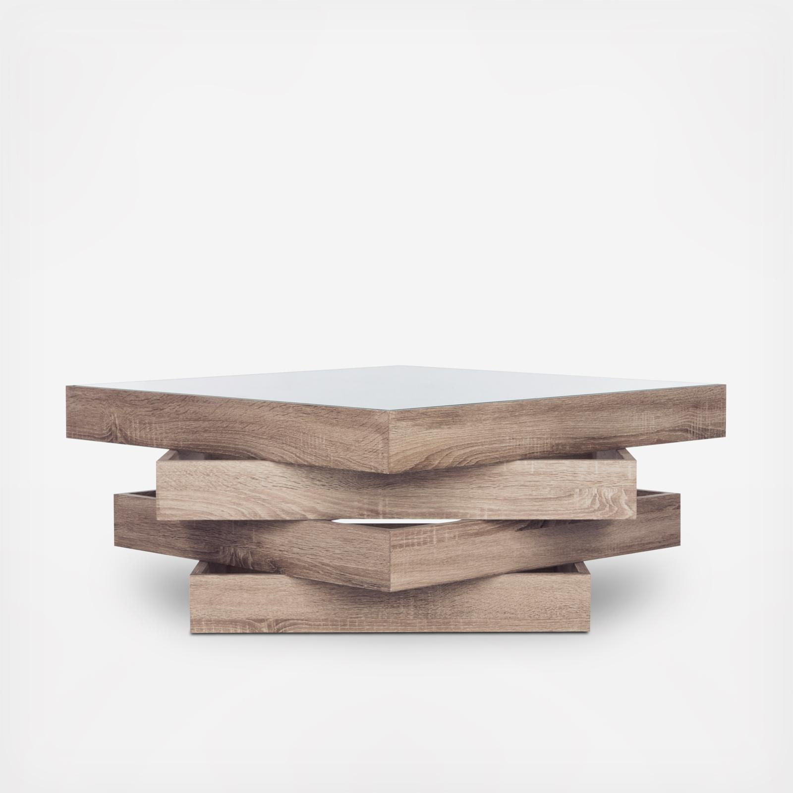 Wedding Planning, Registry & Gifts Within Well Known Safavieh Anwen Geometric Wood Coffee Tables (View 19 of 20)