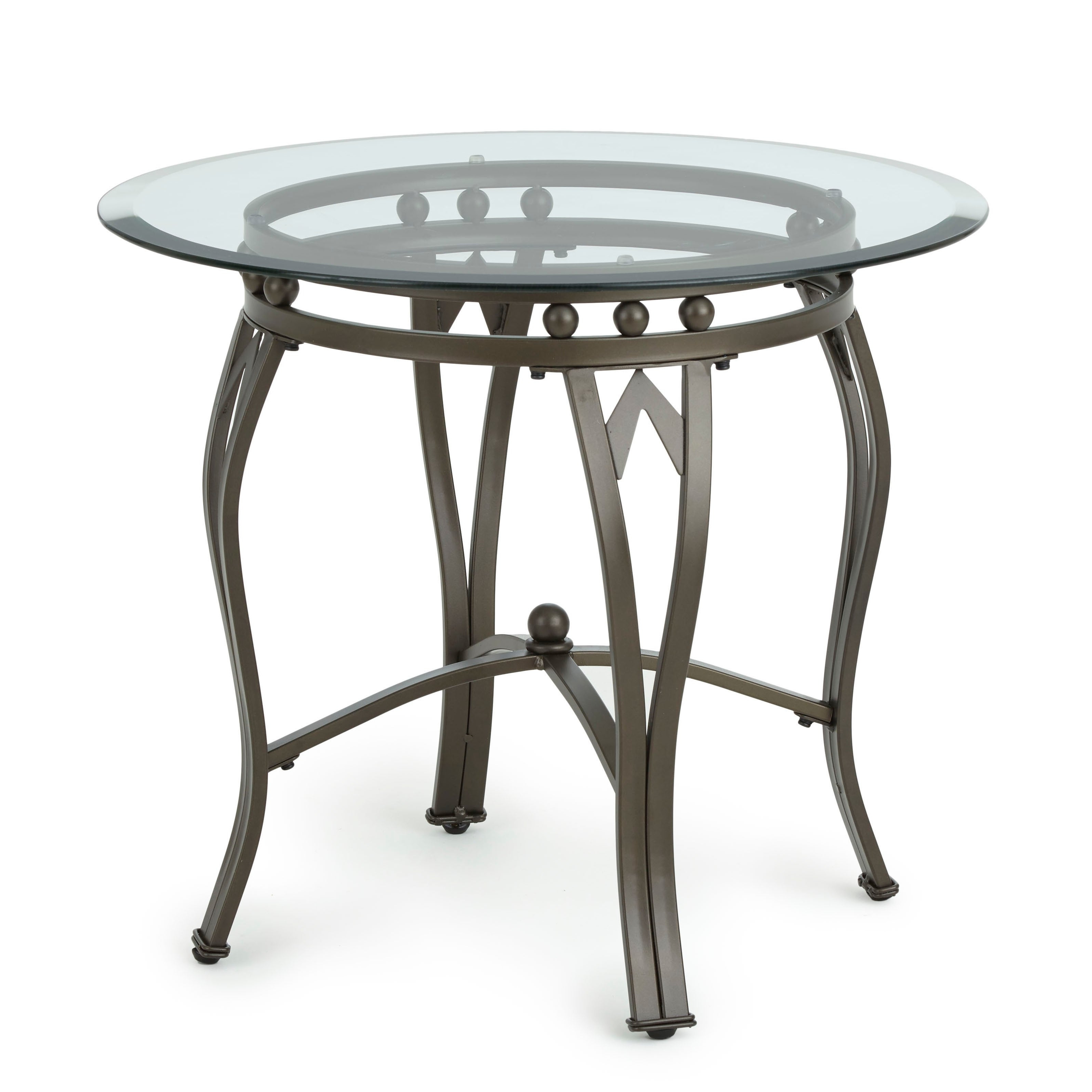 Well Known Copper Grove Woodend Glass Top Oval Coffee Tables For Copper Grove Woodend Glass Top Round End Table (View 20 of 20)